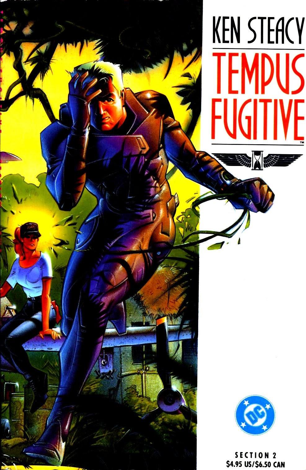 Tempus Fugitive 2 Page 1