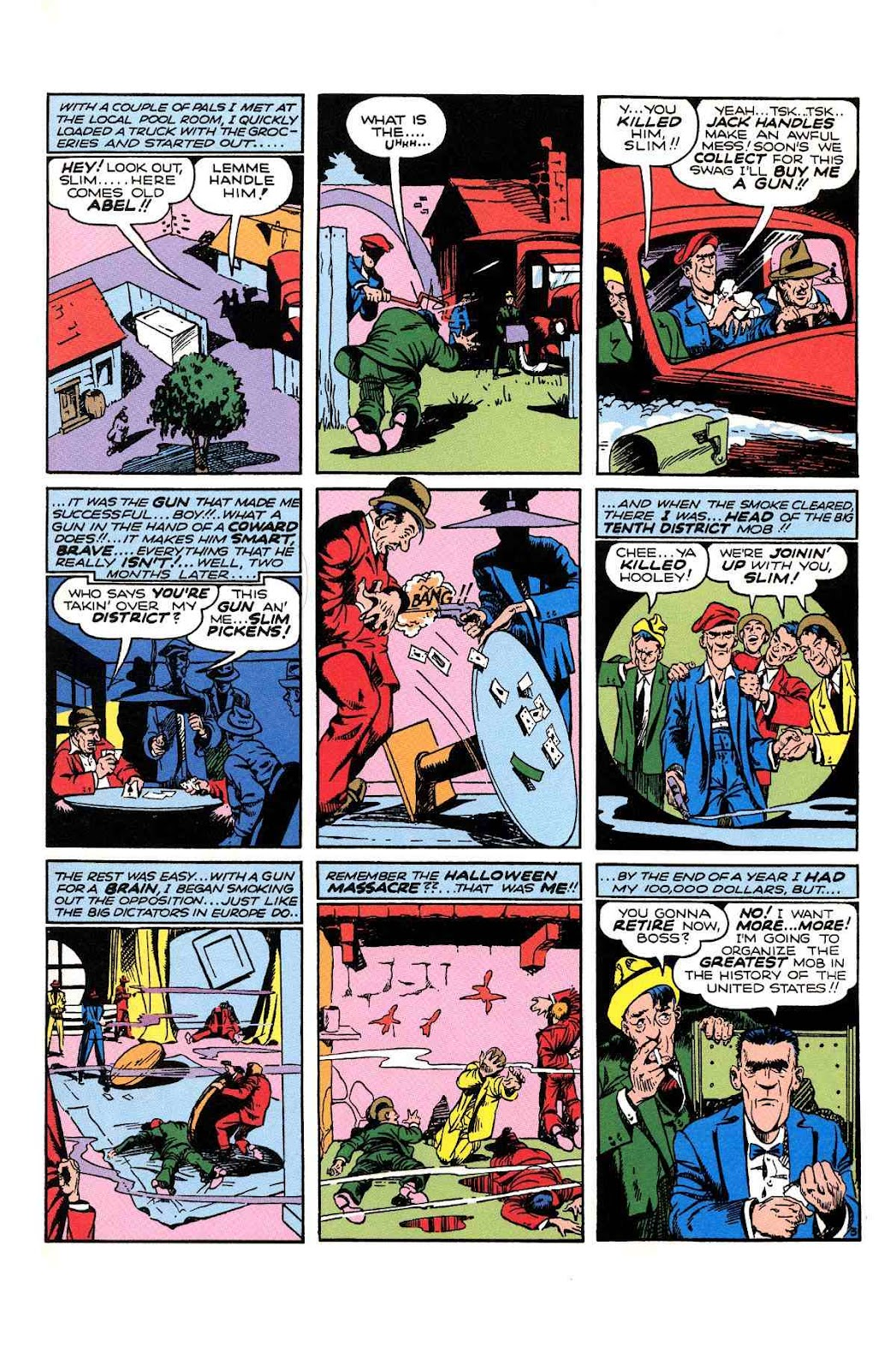 Read online Will Eisner's The Spirit Archives comic -  Issue # TPB 1 (Part 2) - 100