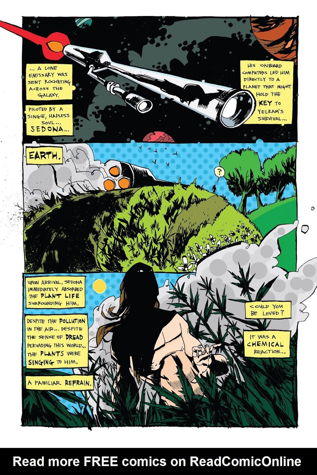 Read online Marijuanaman comic -  Issue # Full - 11