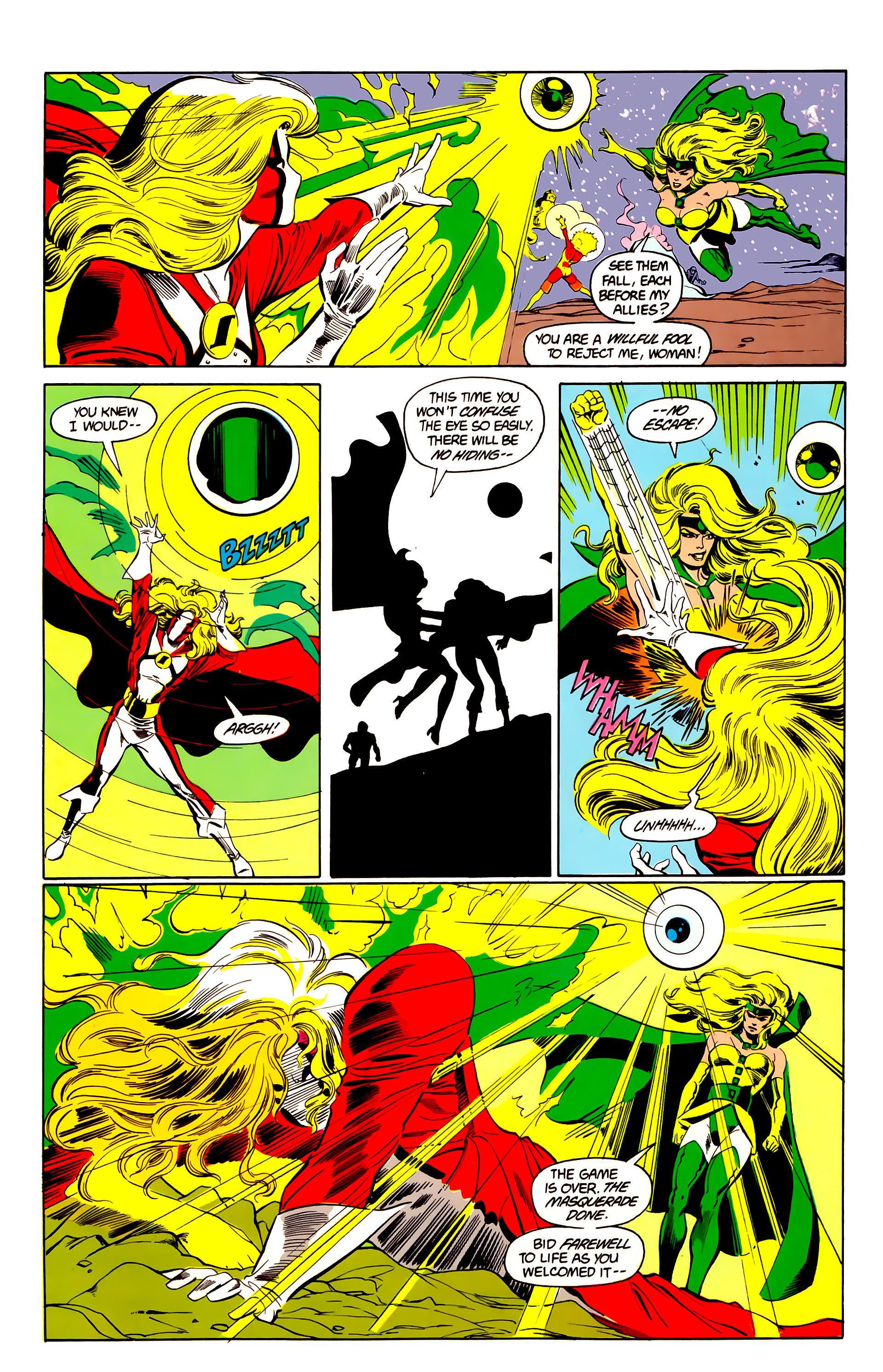 Legion of Super-Heroes (1984) 25 Page 28