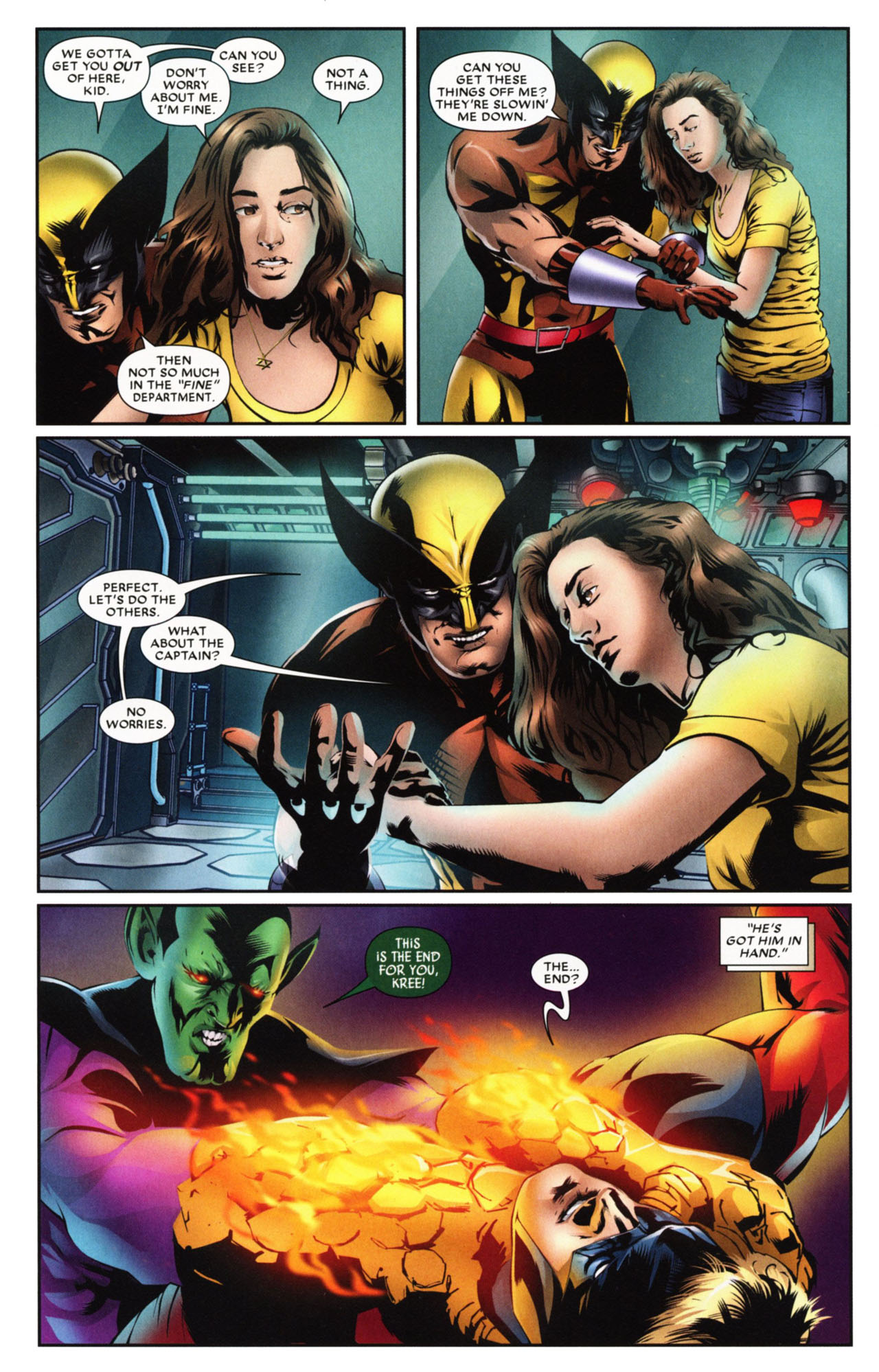 Read online Wolverine: First Class comic -  Issue #20 - 12