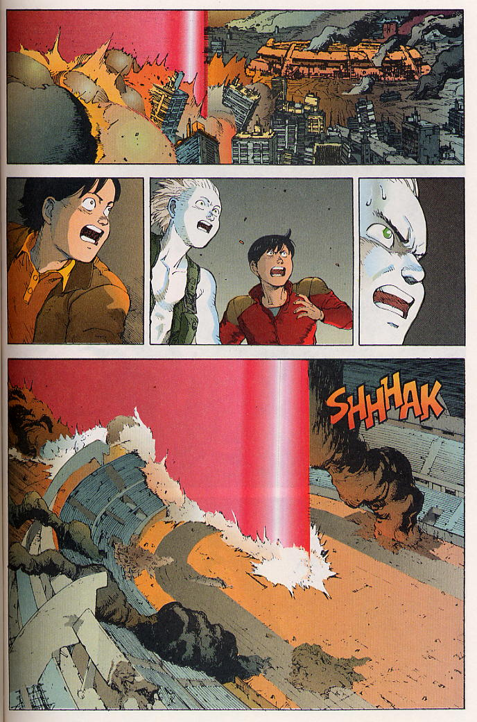 Read online Akira comic -  Issue #33 - 32