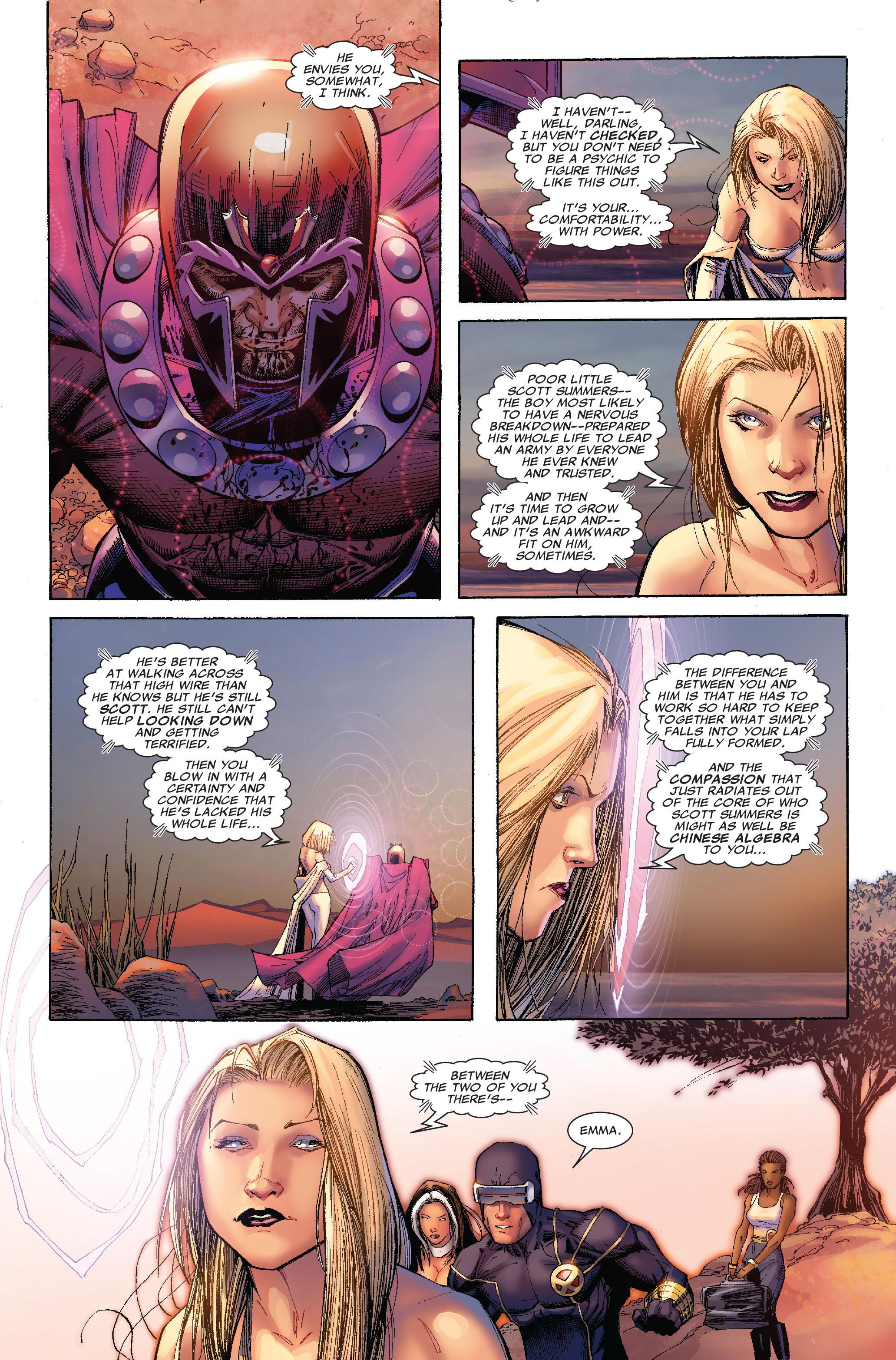 Read online Uncanny X-Men (1963) comic -  Issue #522 - 13