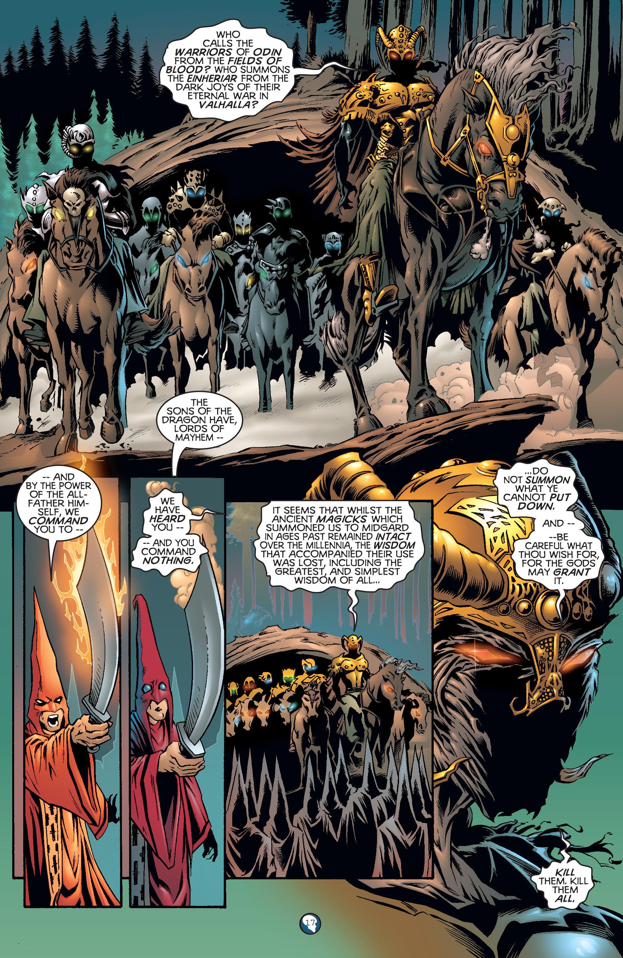 Read online Shadowman (1997) comic -  Issue #19 - 14