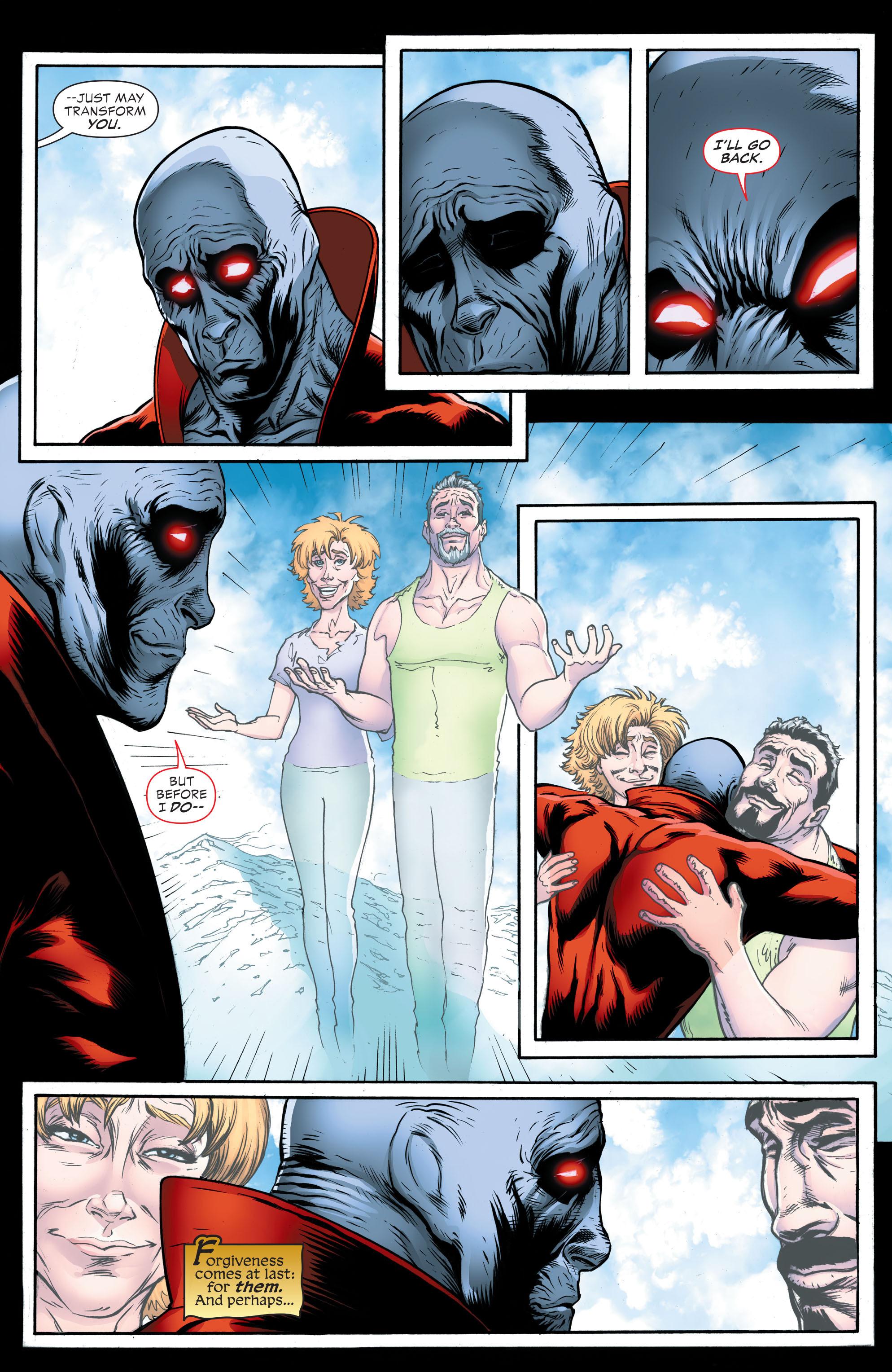 Read online Secret Origins (2014) comic -  Issue #6 - 23