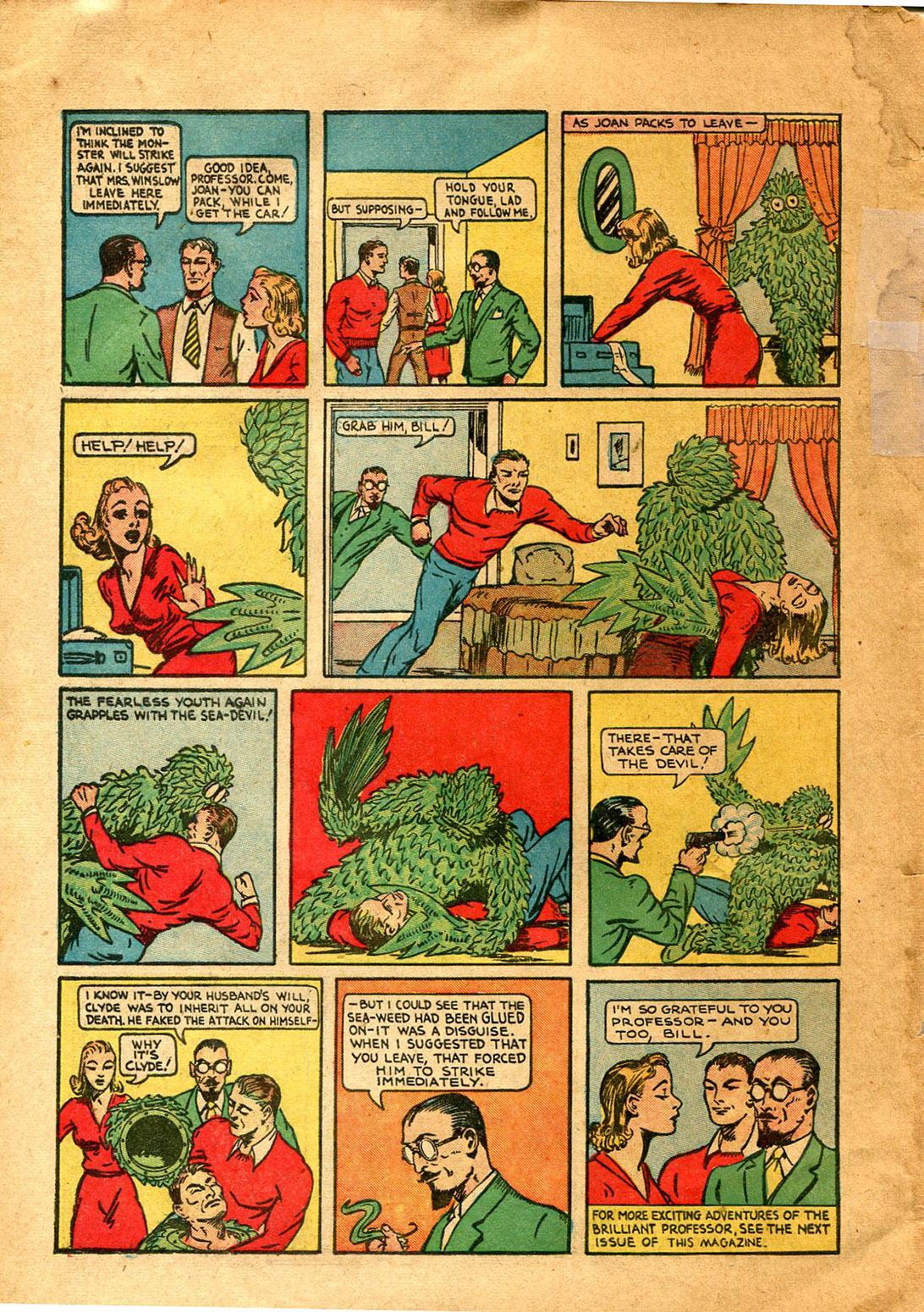Read online Shadow Comics comic -  Issue #9 - 56