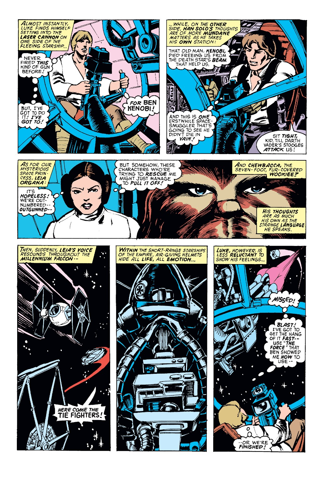 Read online Star Wars Legends: The Original Marvel Years - Epic Collection comic -  Issue # TPB 1 (Part 1) - 82