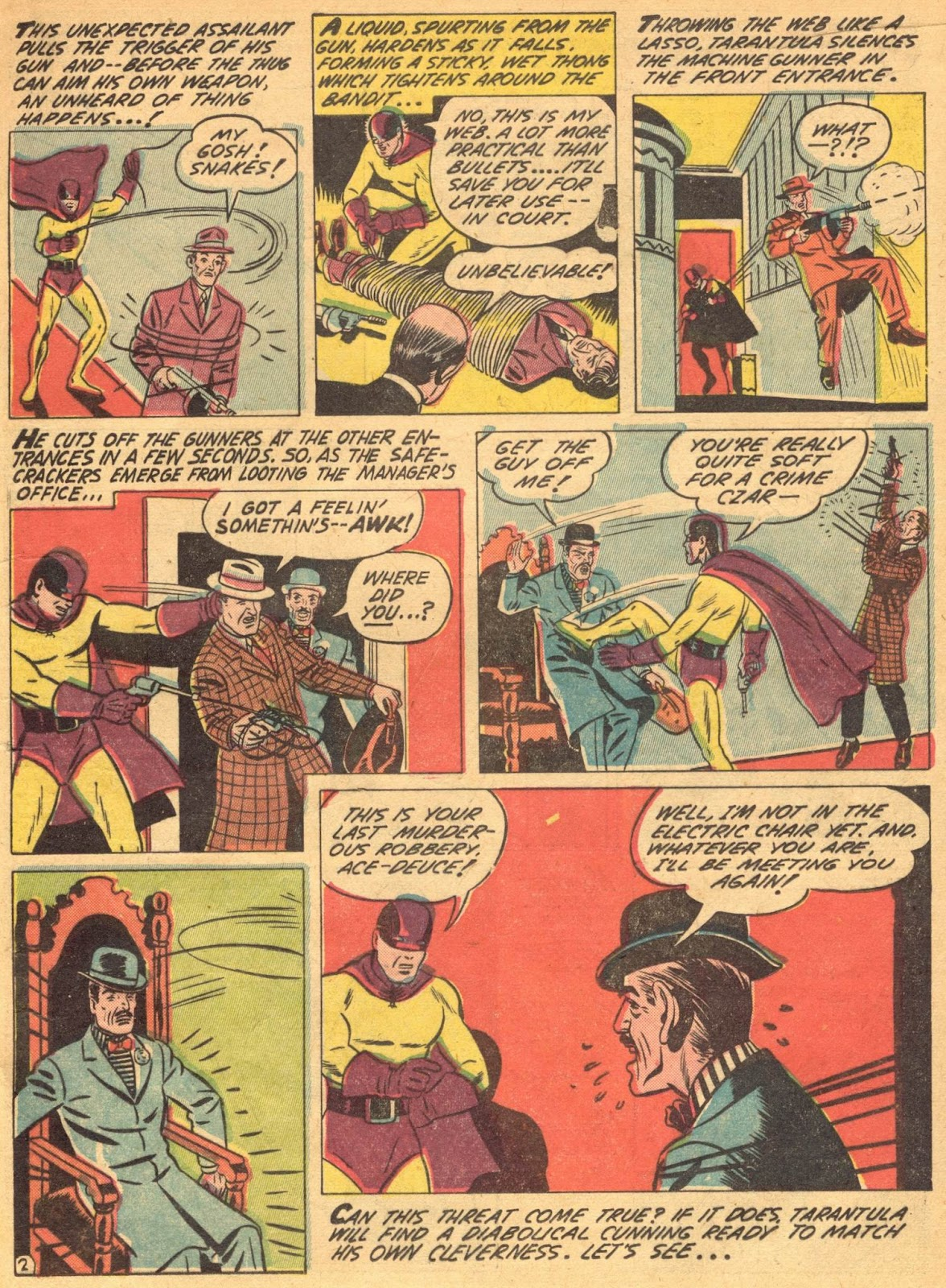 Star Spangled Comics (1941) issue 1 - Page 33