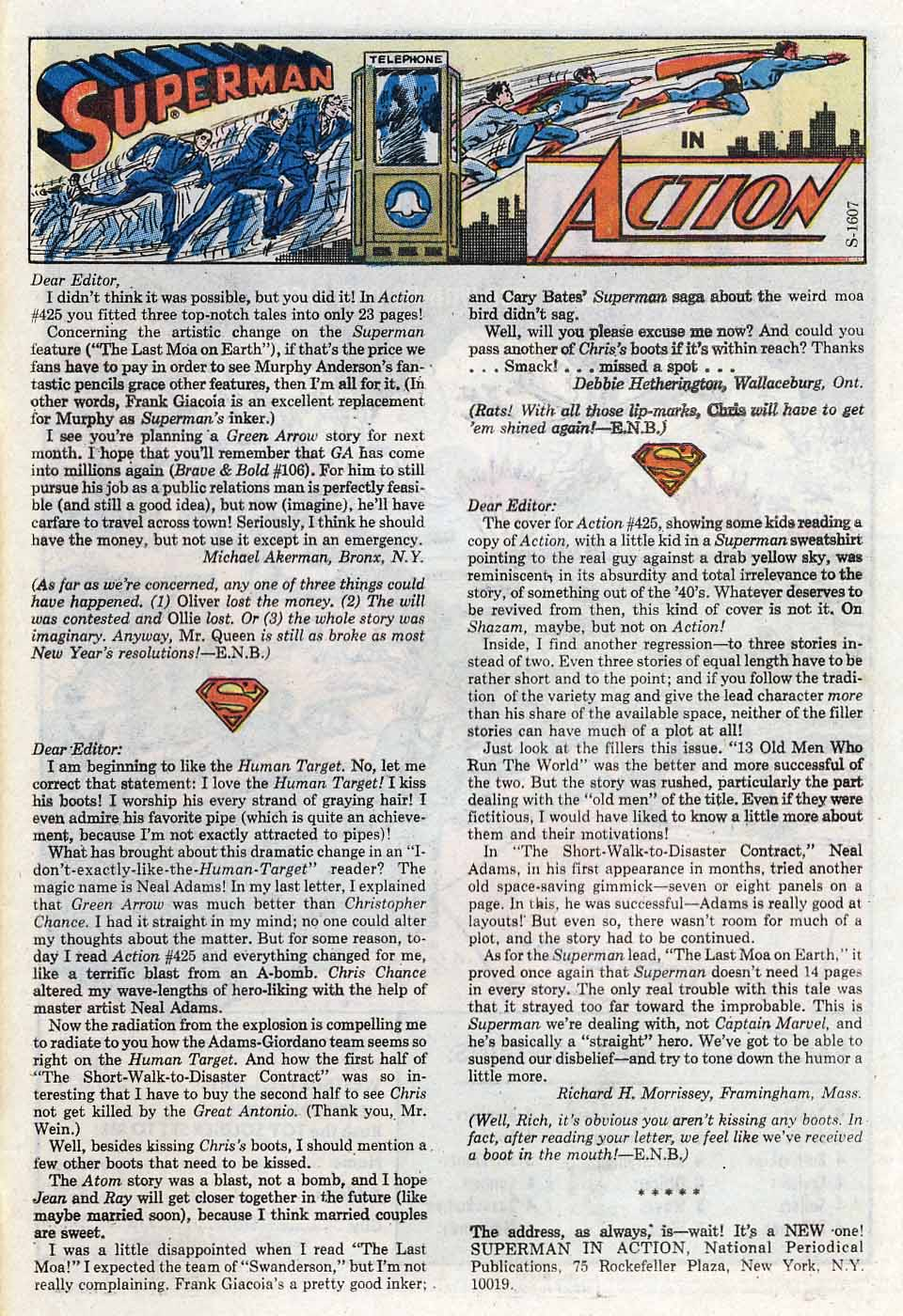 Read online Action Comics (1938) comic -  Issue #429 - 33