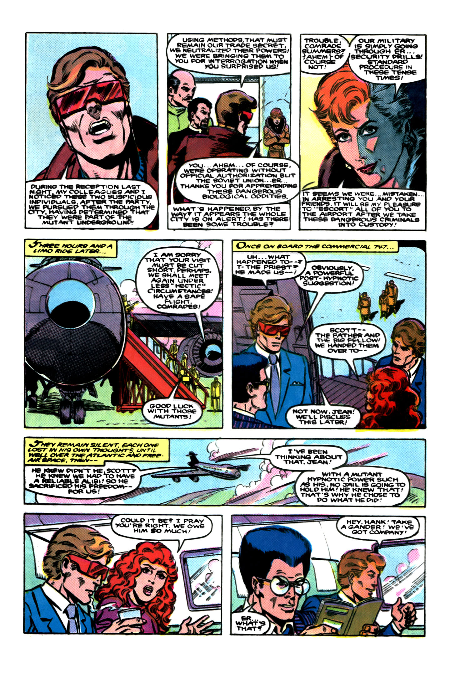 Read online X-Factor (1986) comic -  Issue # _ Annual 1 - 39