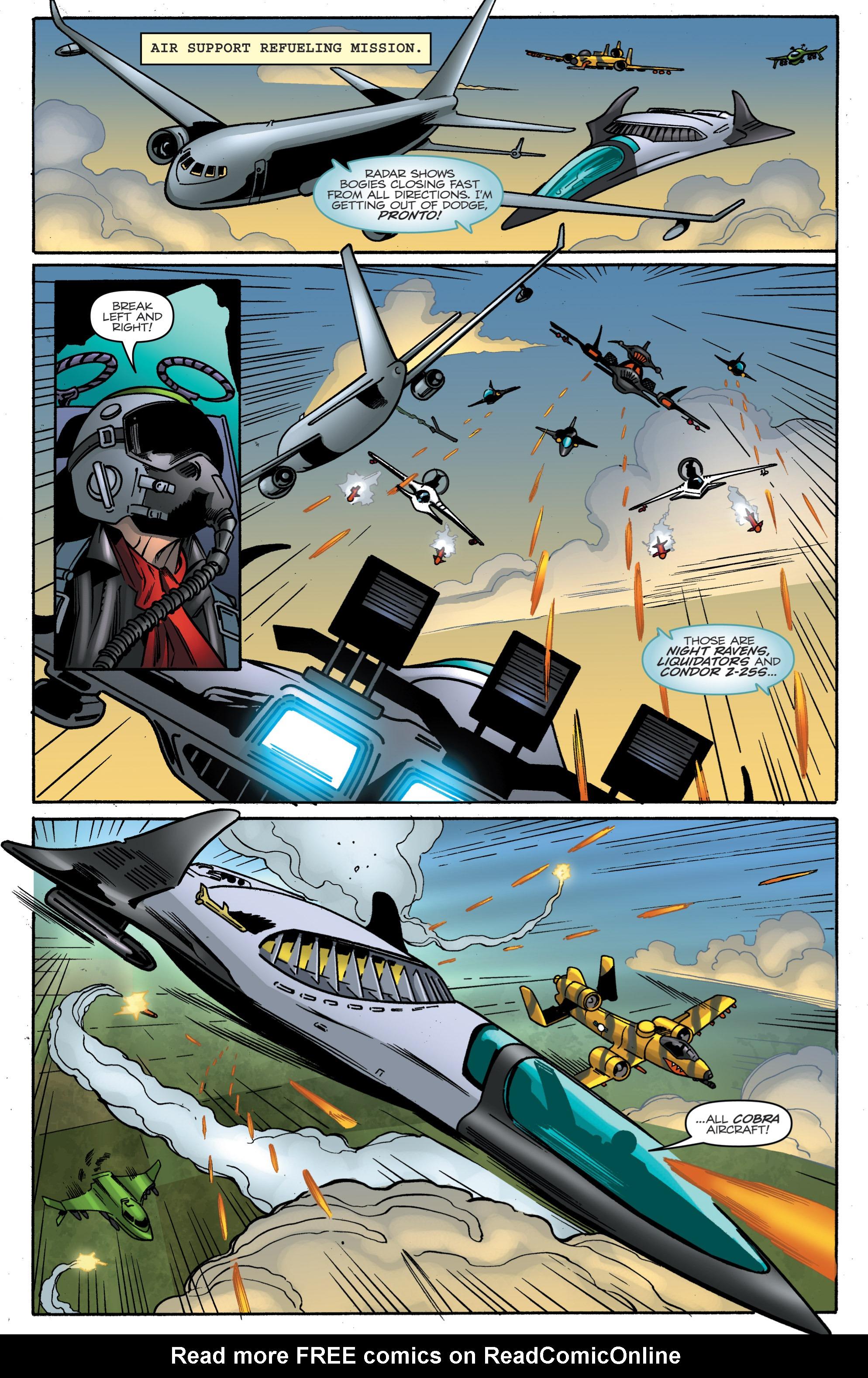 G.I. Joe: A Real American Hero 195 Page 21