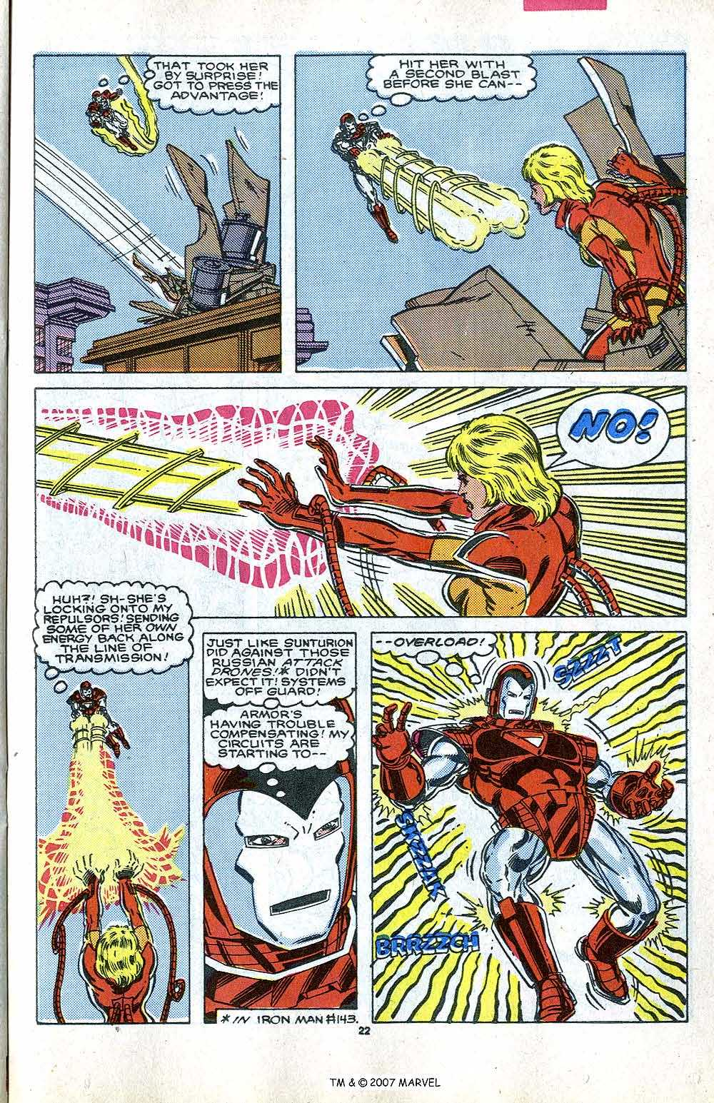 Iron Man Annual issue 9 - Page 29