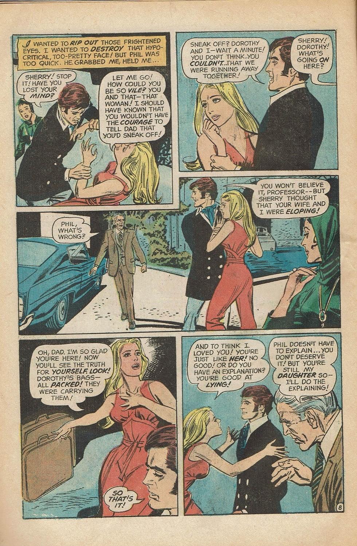 Read online Secret Hearts comic -  Issue #152 - 10