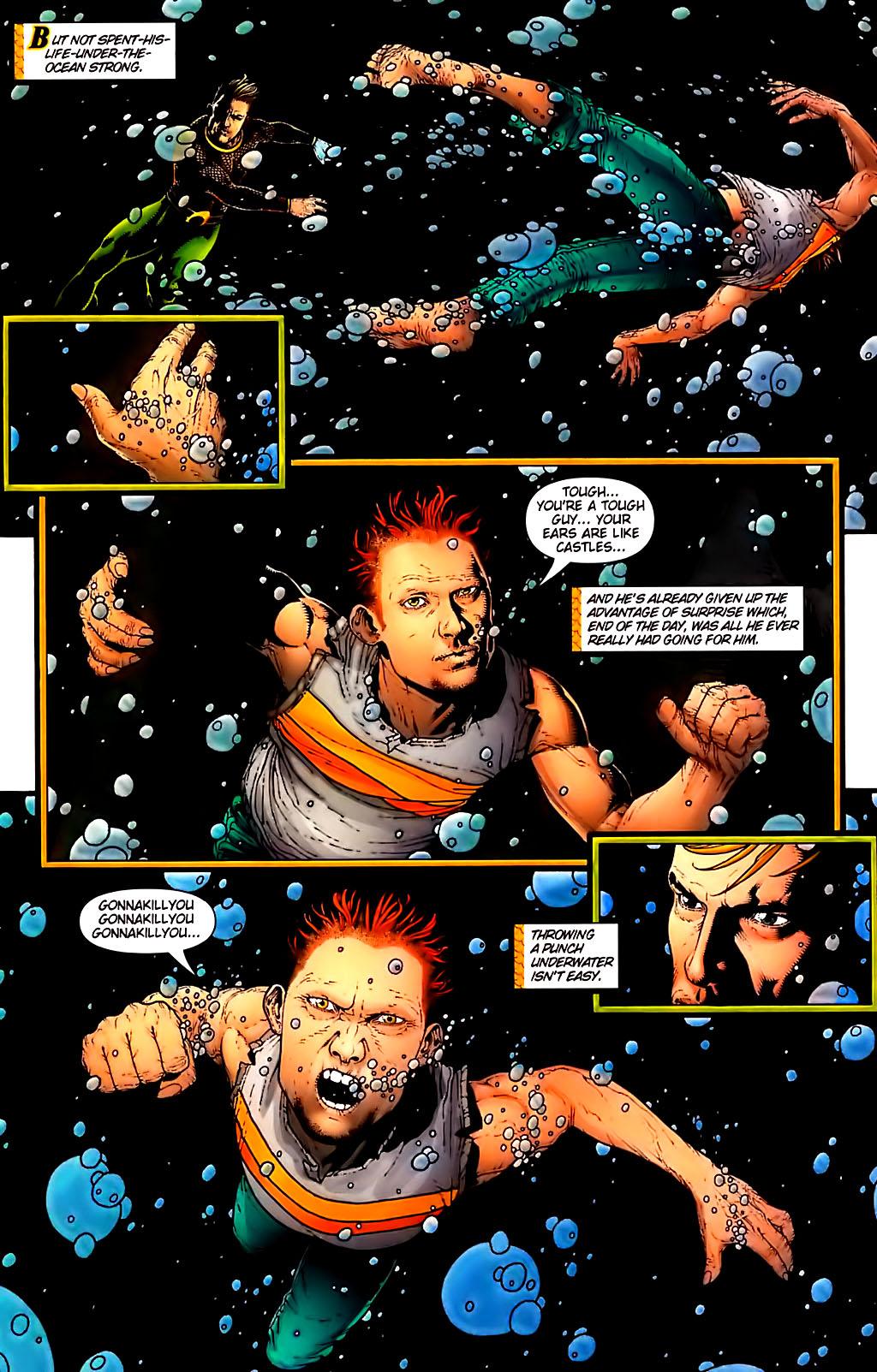 Read online Aquaman (2003) comic -  Issue #30 - 17