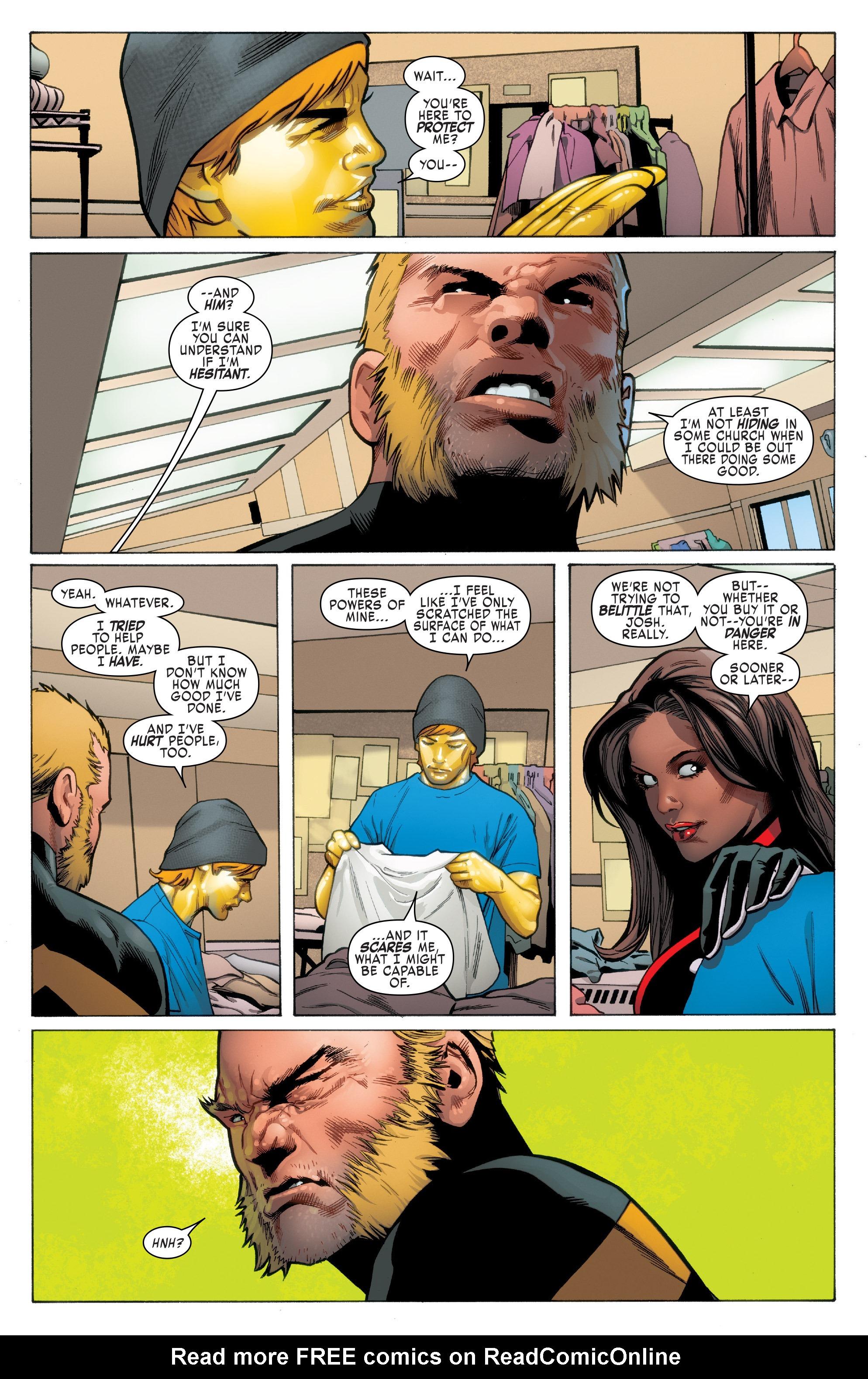 Read online Uncanny X-Men (2016) comic -  Issue #2 - 15