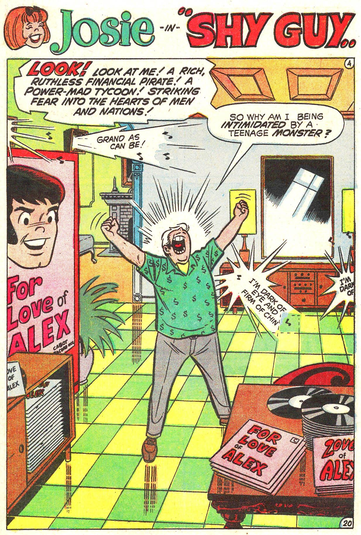 Read online She's Josie comic -  Issue #41 - 29
