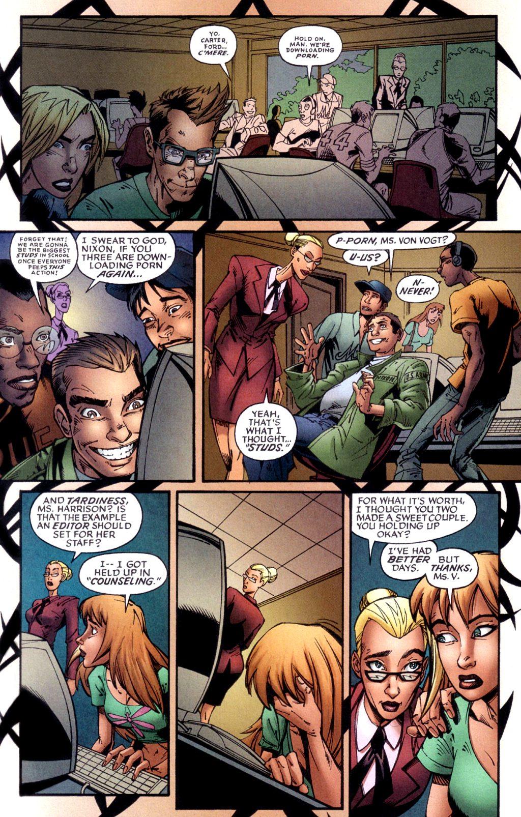 Read online Jezebelle comic -  Issue #1 - 12