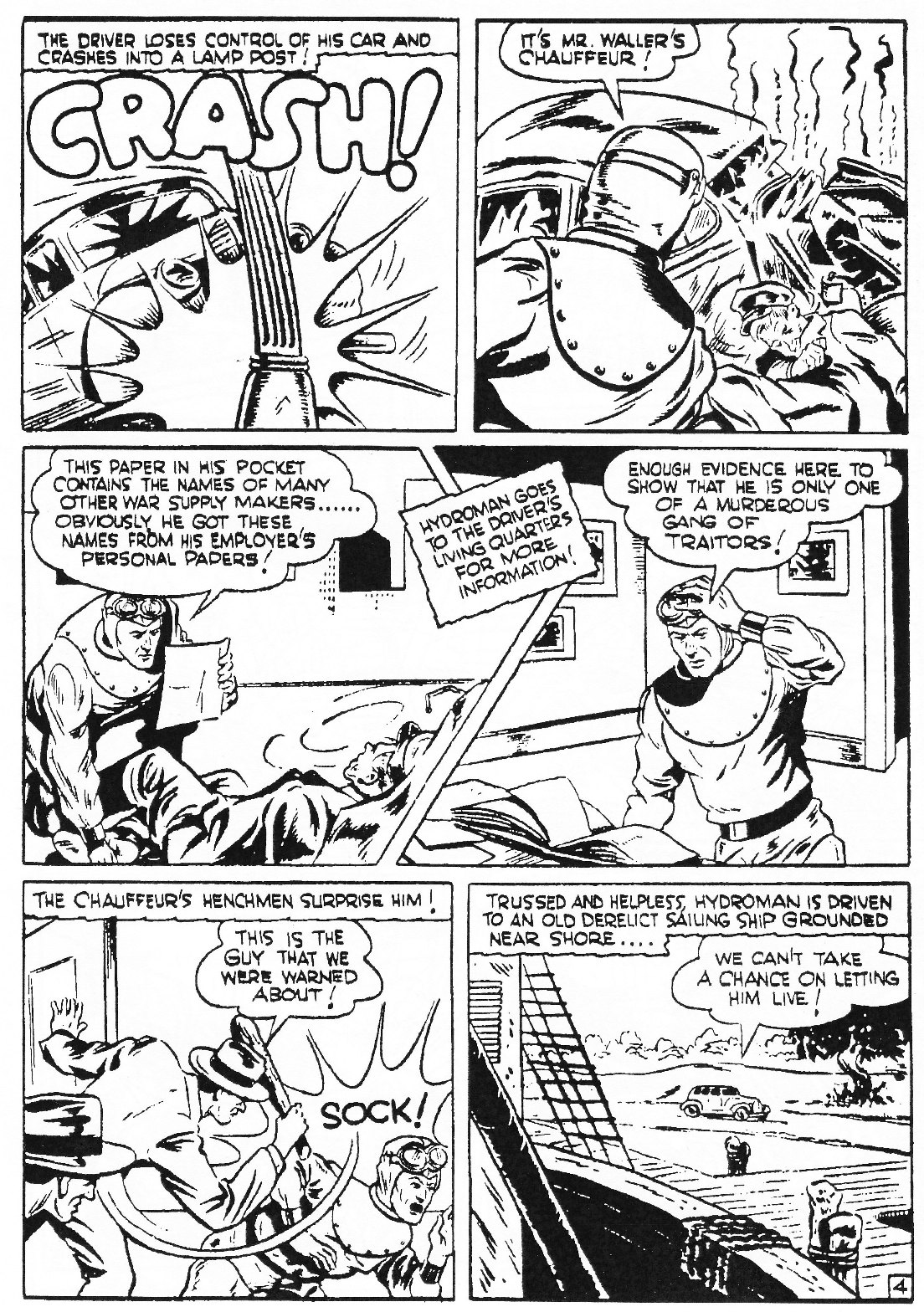 Read online Men of Mystery Comics comic -  Issue #72 - 37