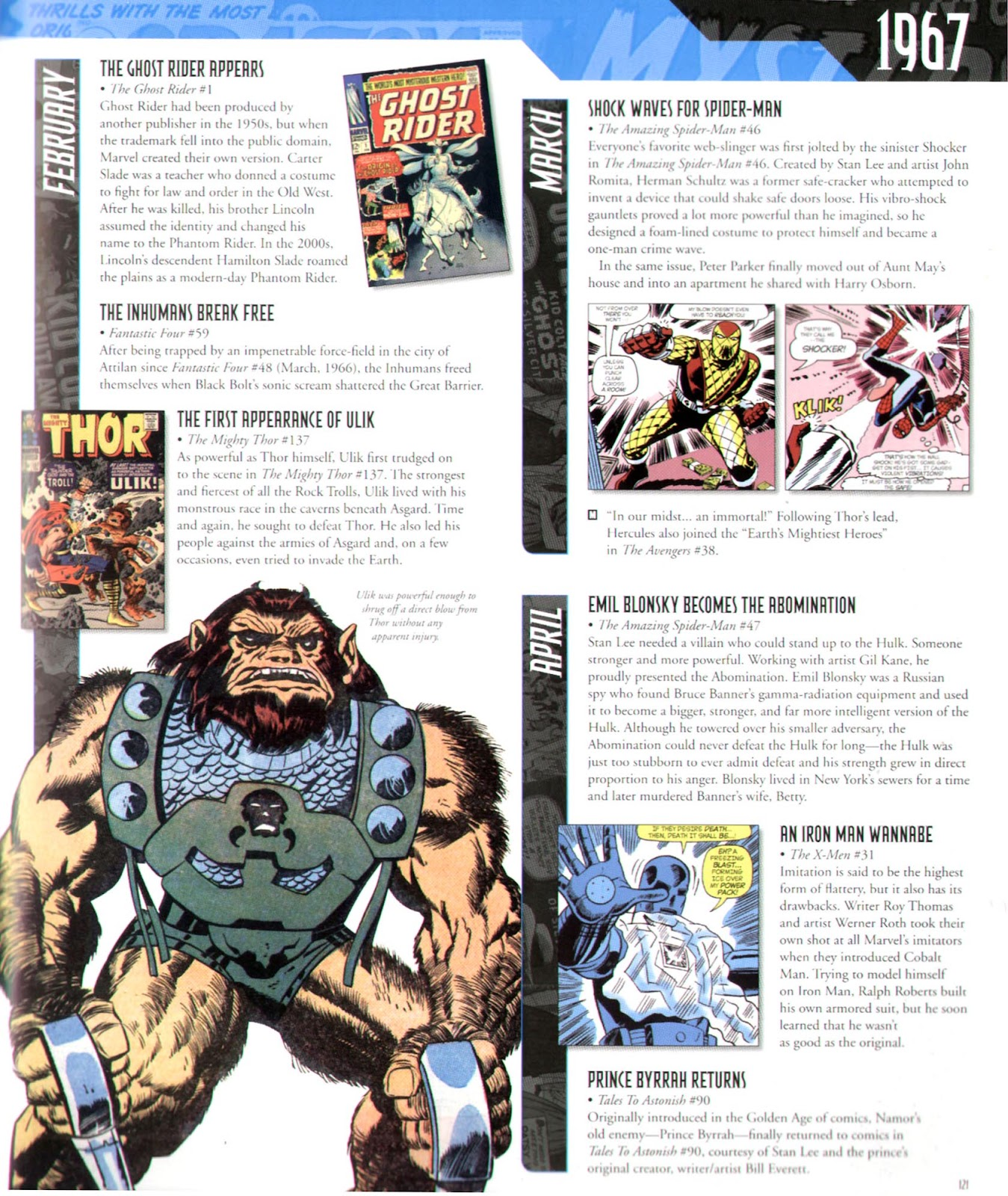 Read online Marvel Chronicle comic -  Issue # TPB (Part 2) - 20