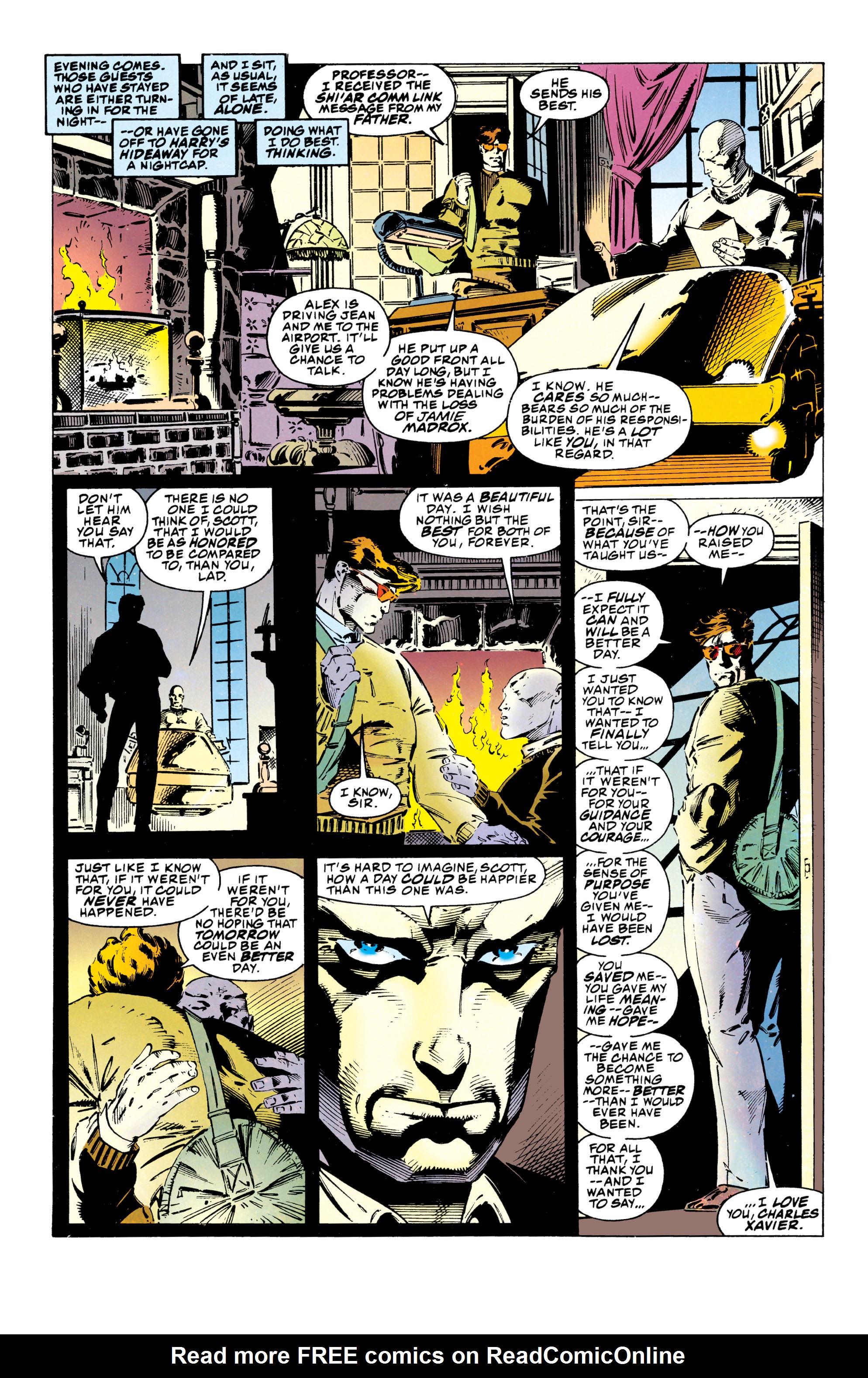 X-Men (1991) 30 Page 21