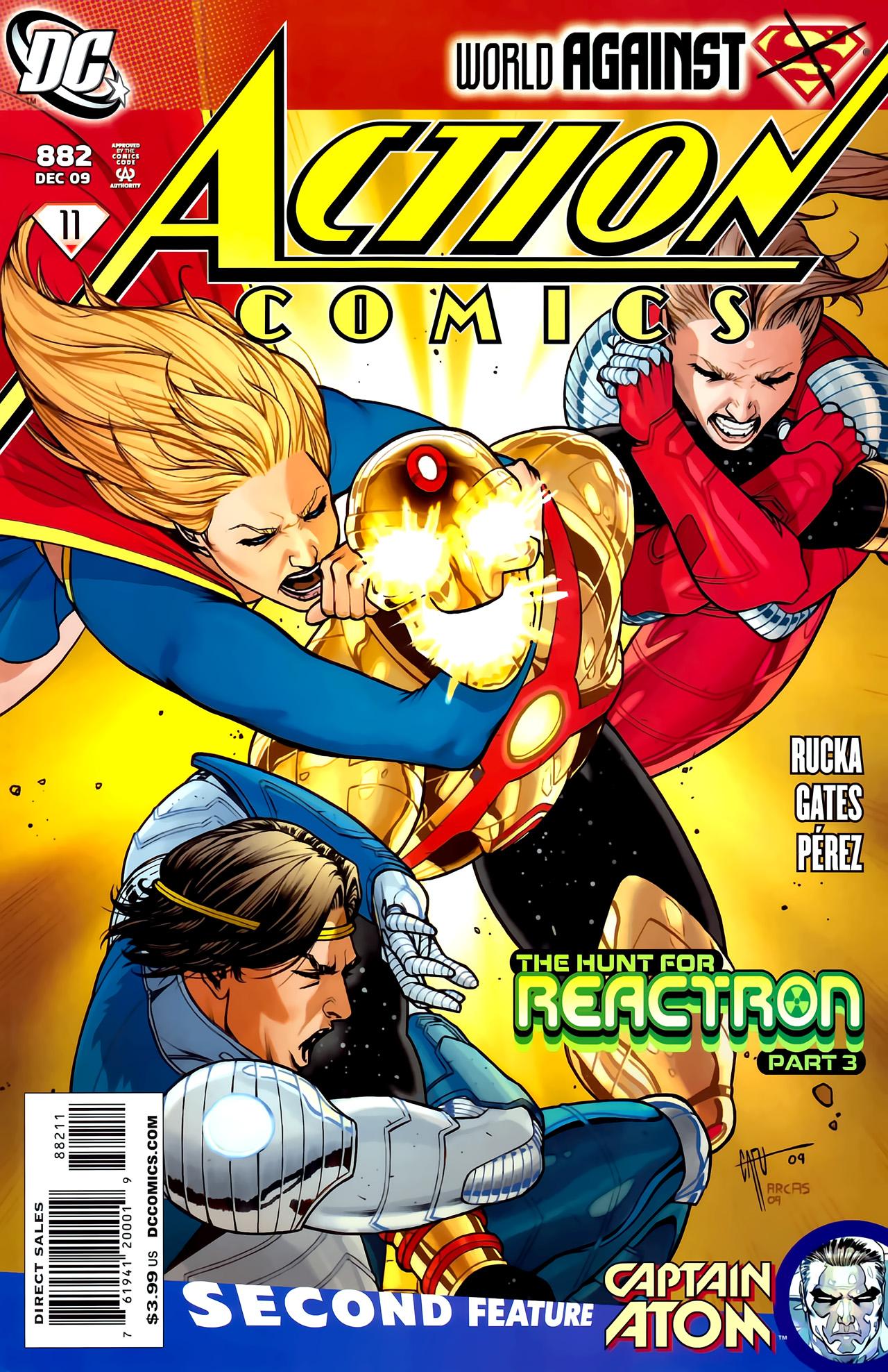 Action Comics (1938) 882 Page 0
