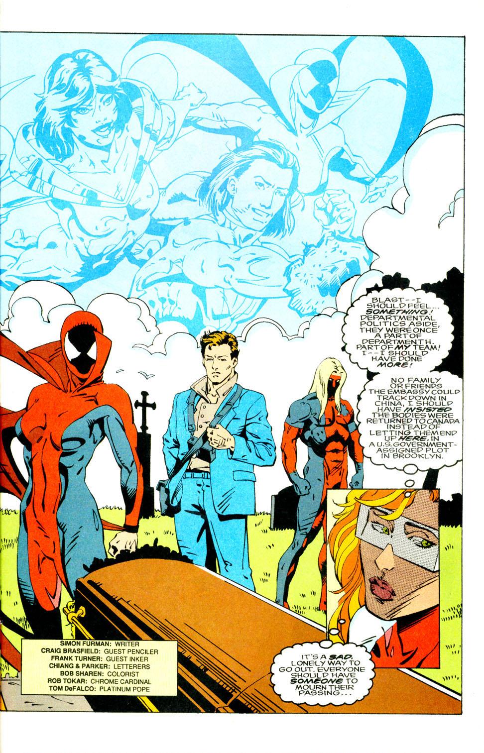 Read online Alpha Flight (1983) comic -  Issue #121 - 26