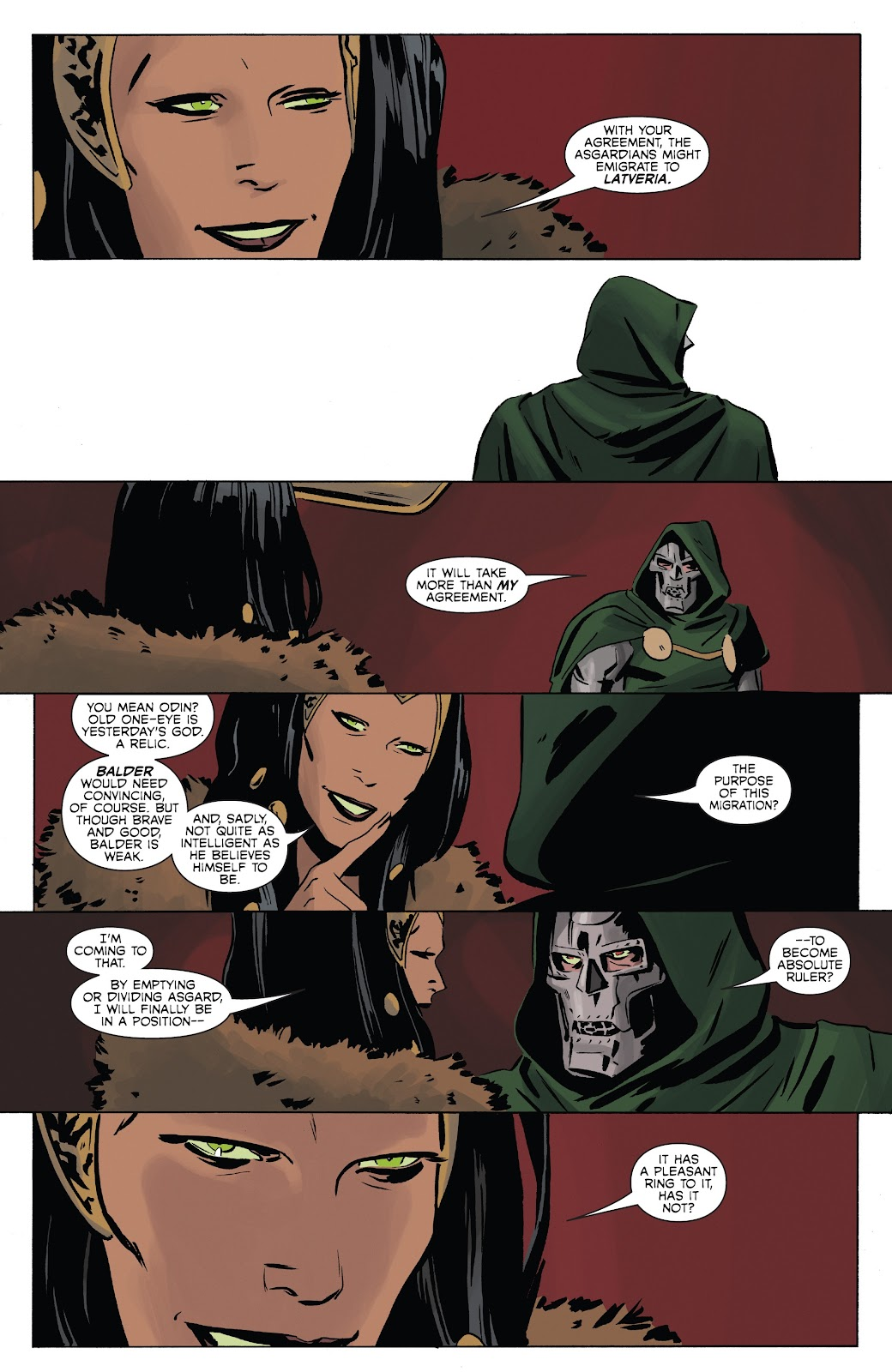 Read online Siege Prelude comic -  Issue # TPB (Part 2) - 13