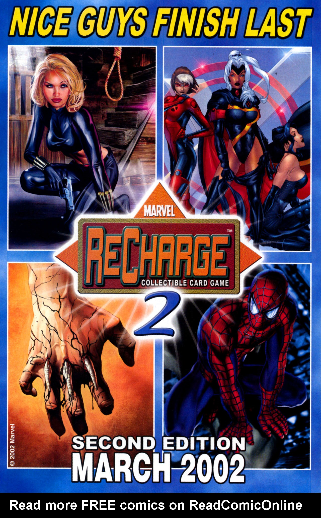 Read online Ultimate Marvel Team-Up comic -  Issue #13 - 25