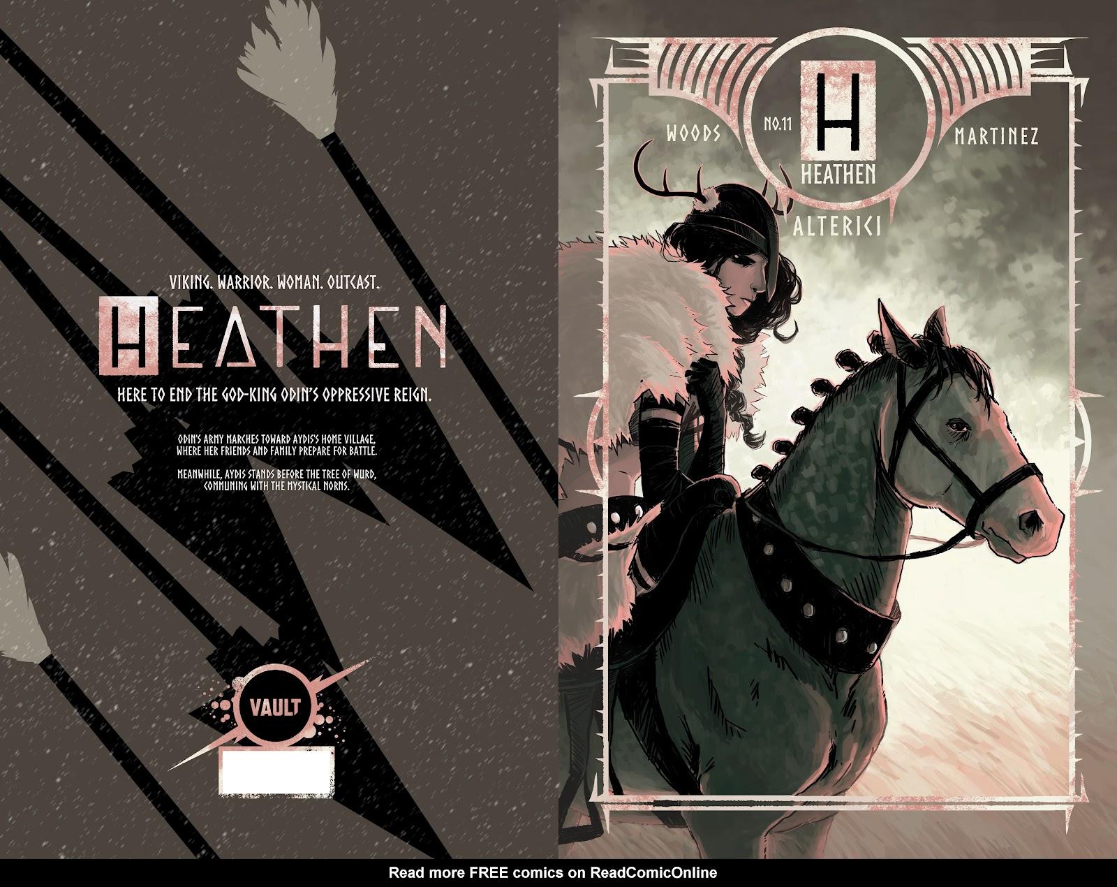 Heathen (2017) 11 Page 1