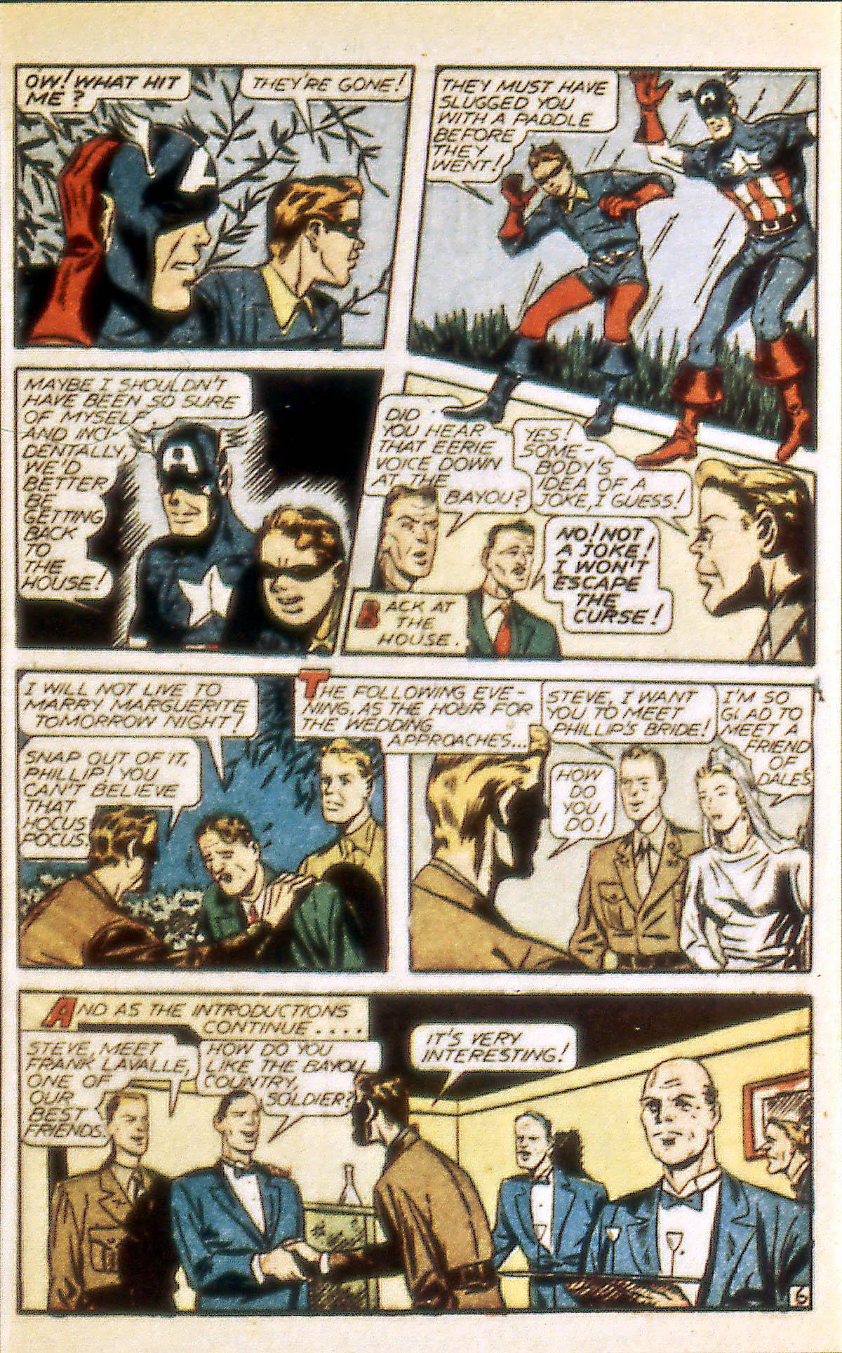 Read online All-Winners Comics comic -  Issue #17 - 22