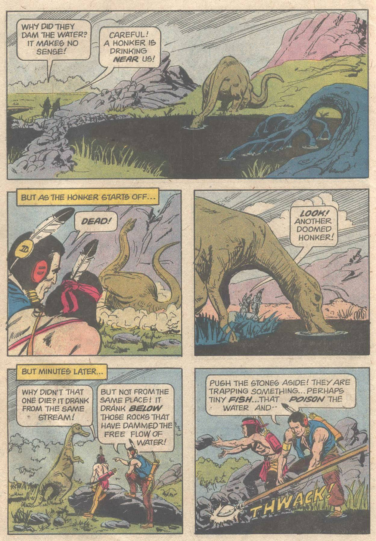 Read online Turok, Son of Stone comic -  Issue #117 - 10