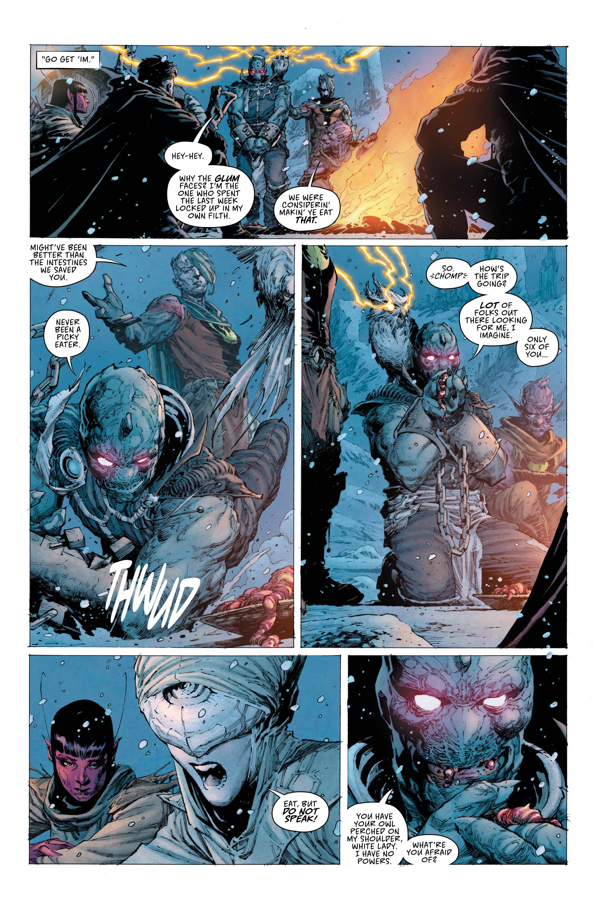 Read online Seven To Eternity comic -  Issue #4 - 10