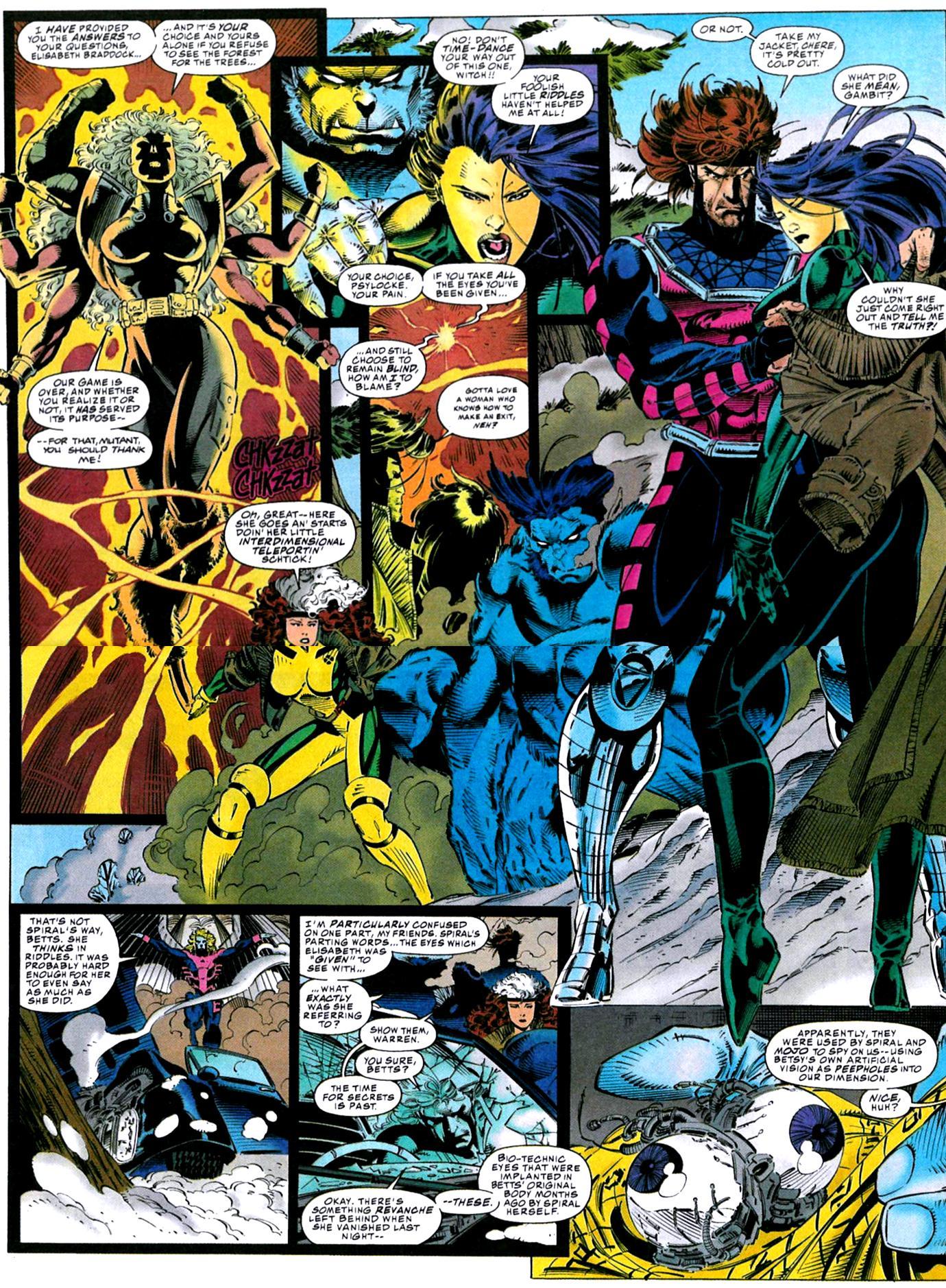 X-Men (1991) 32 Page 7