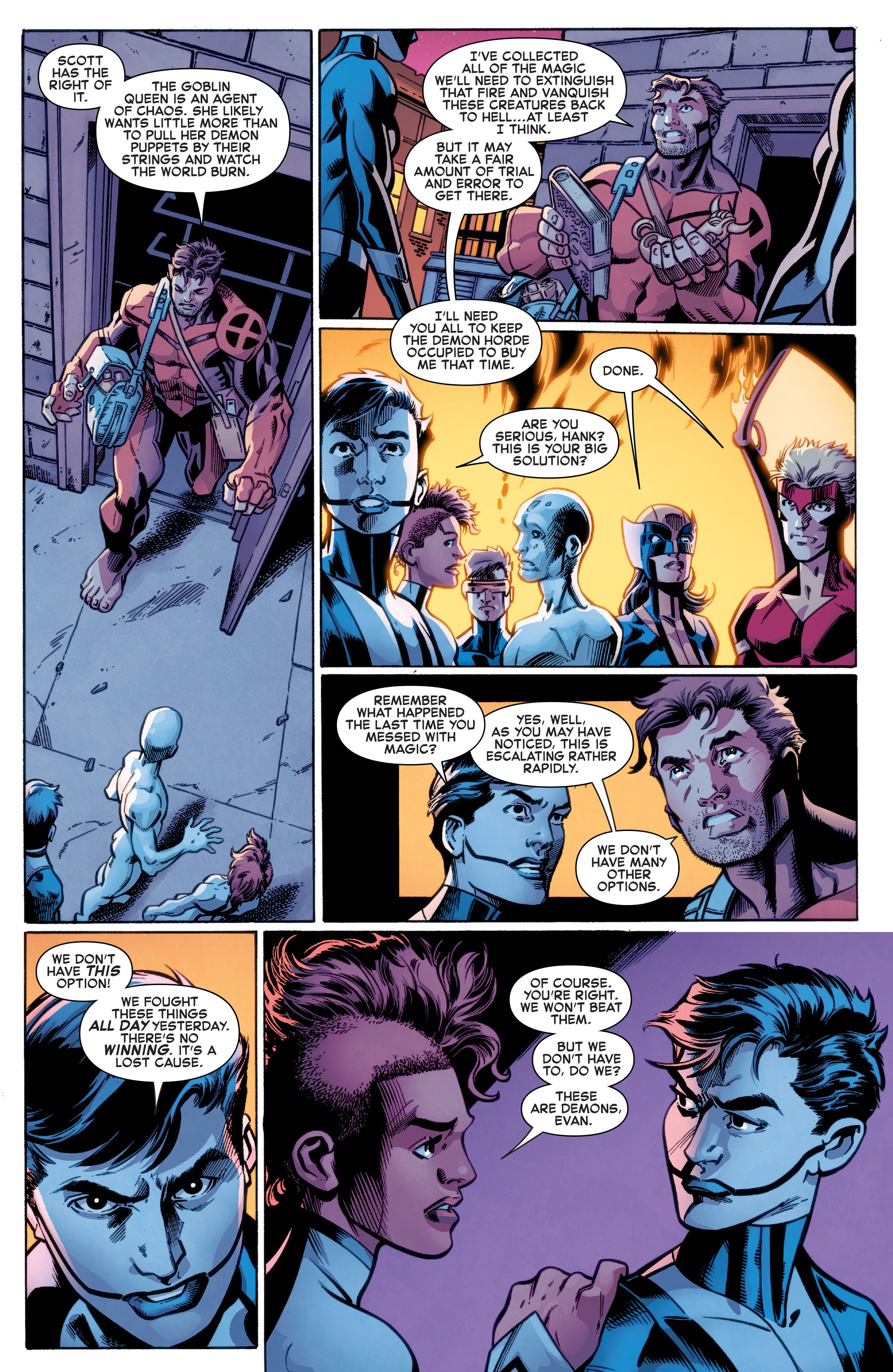 Read online All-New X-Men (2016) comic -  Issue #16 - 6