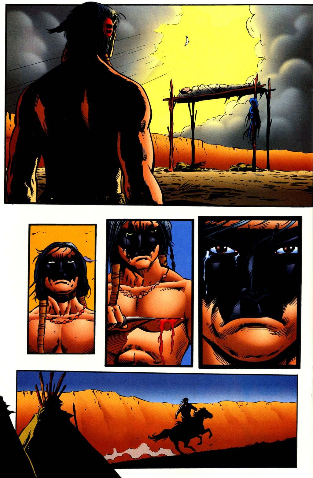 Read online Turok, Dinosaur Hunter (1993) comic -  Issue #44 - 13