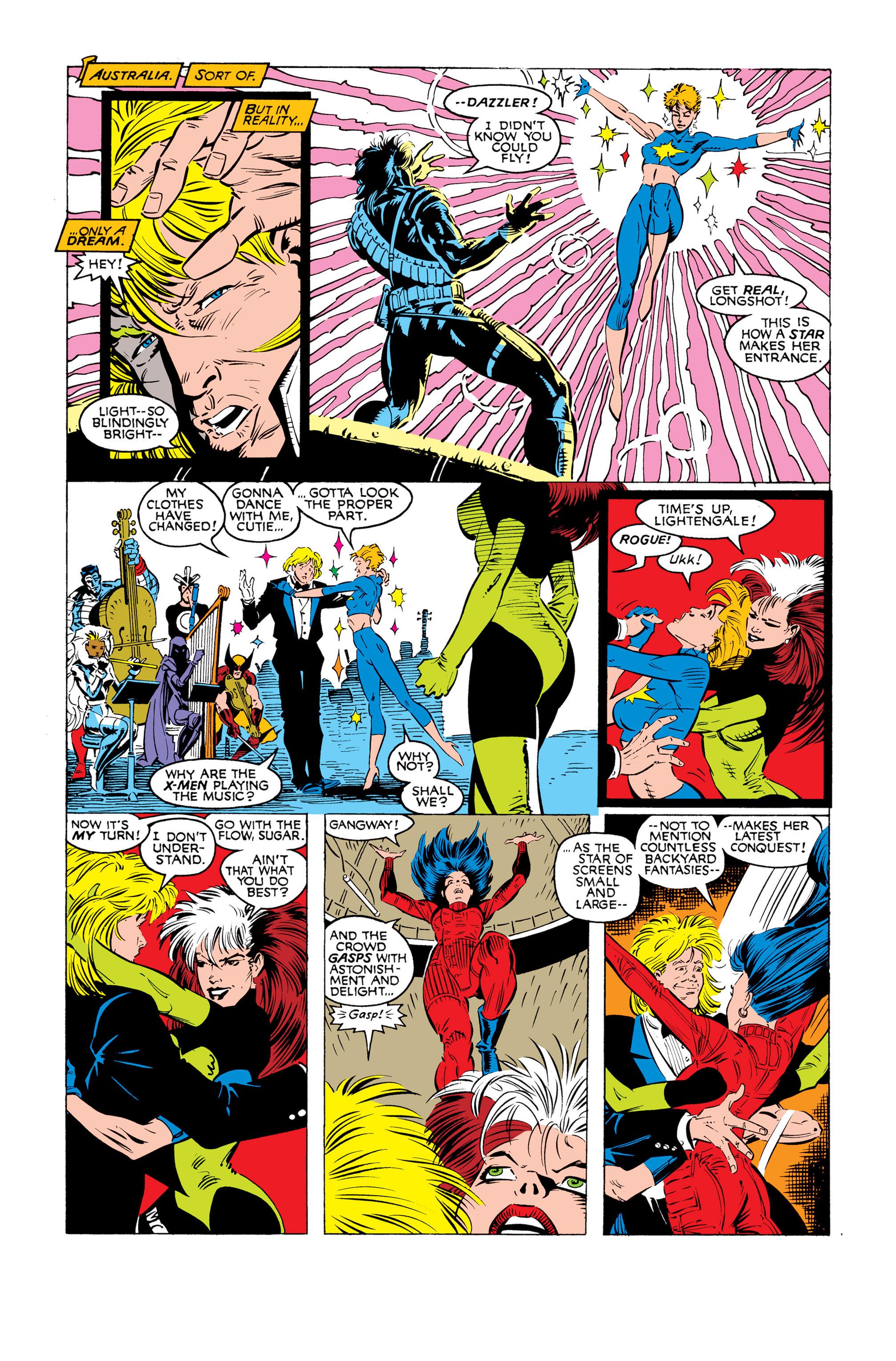 Read online Uncanny X-Men (1963) comic -  Issue #248 - 4