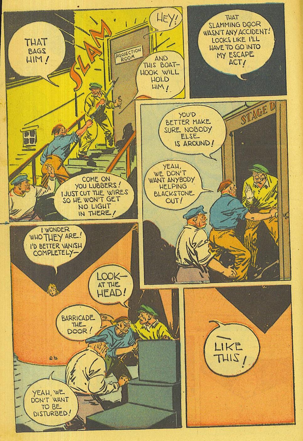 Read online Super-Magician Comics comic -  Issue #42 - 7