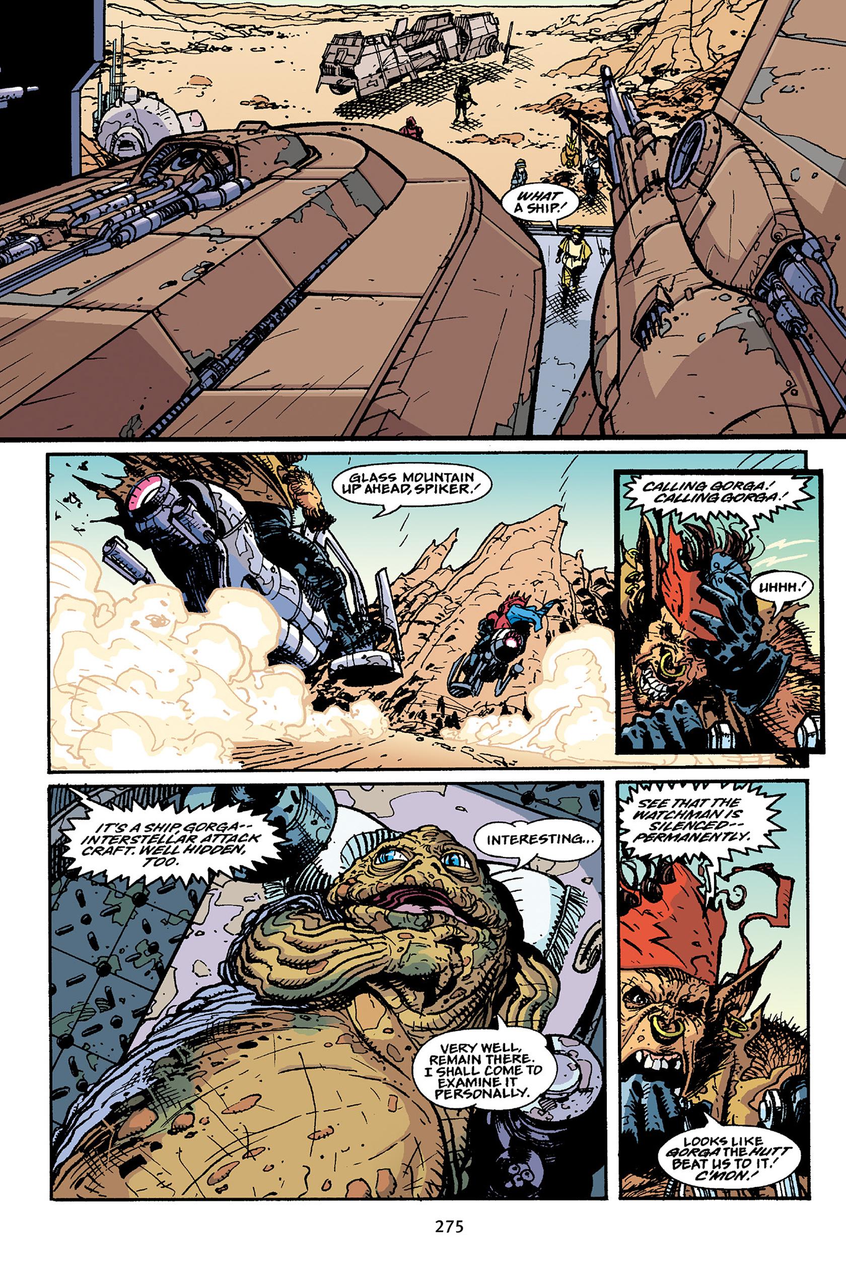 Read online Star Wars Omnibus comic -  Issue # Vol. 30 - 272