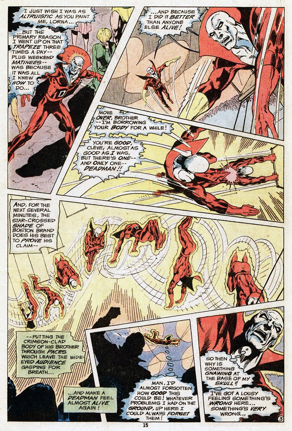 Read online Adventure Comics (1938) comic -  Issue #459 - 17