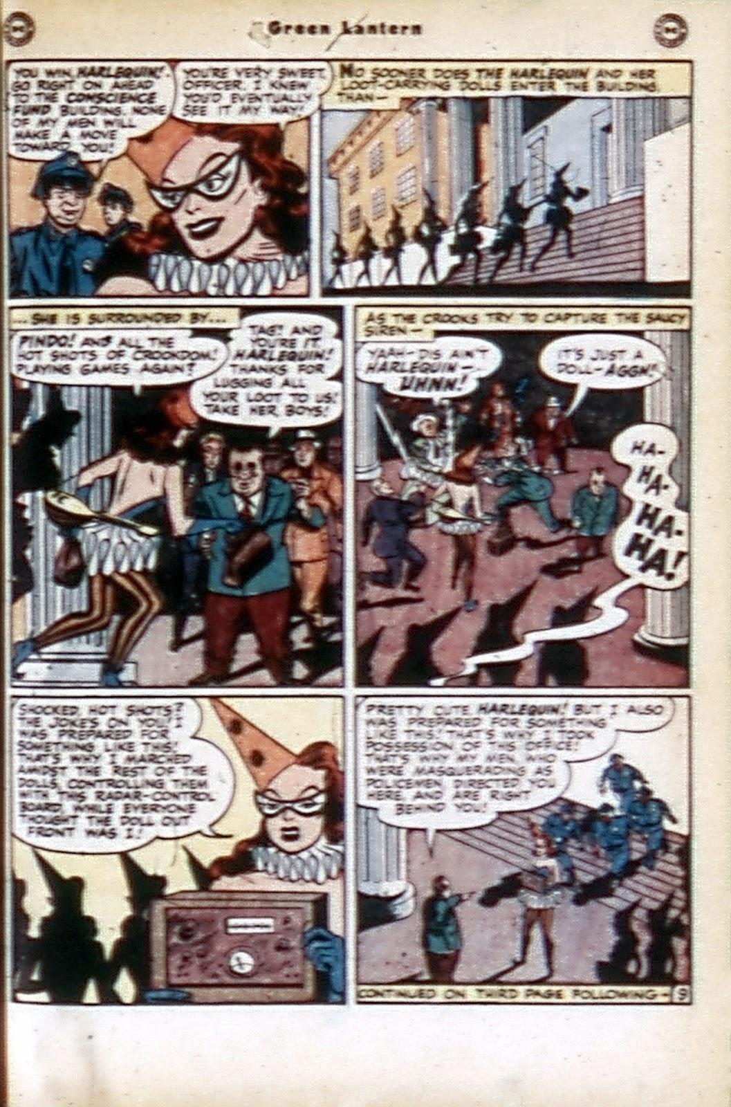 Green Lantern (1941) Issue #32 #32 - English 25