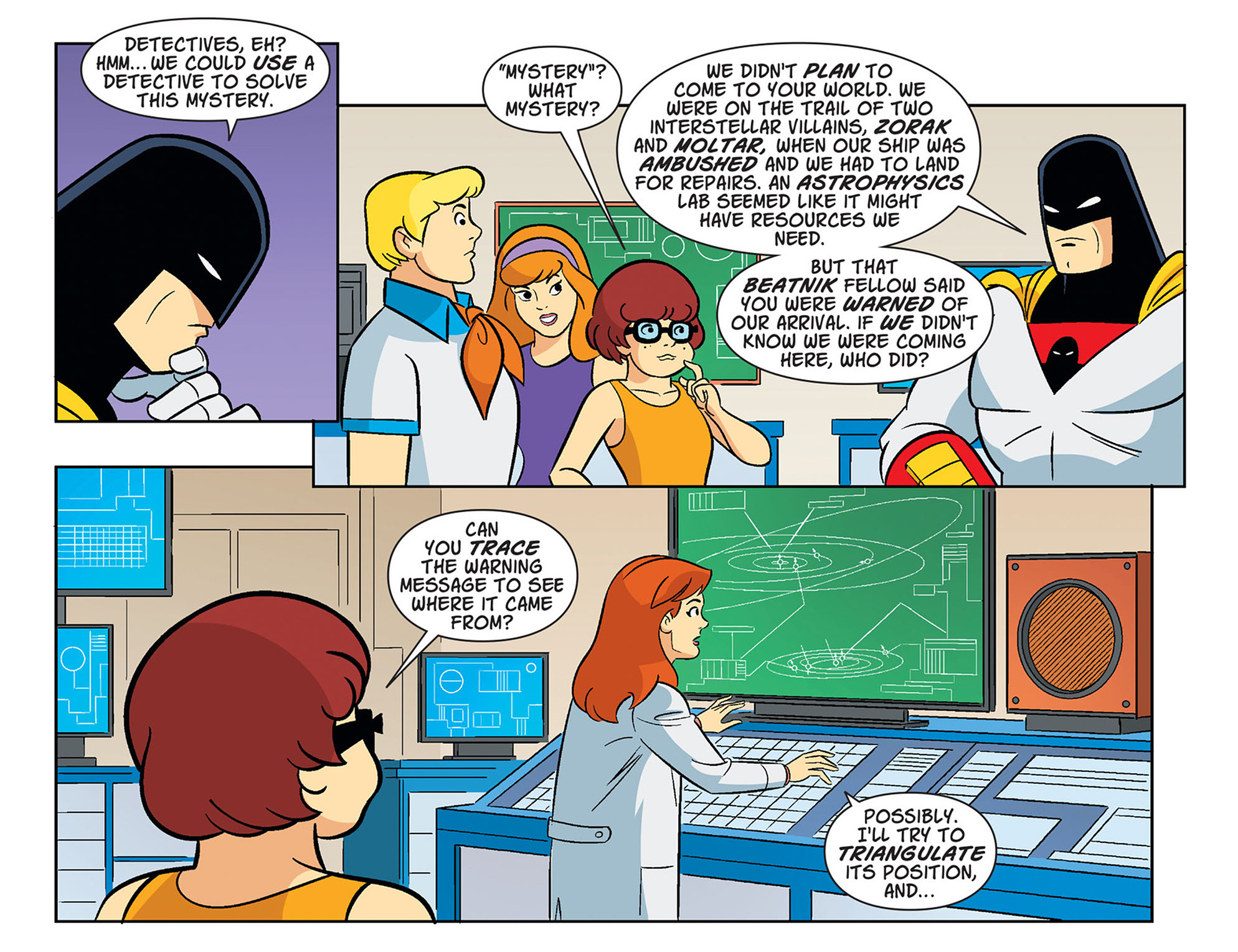 Read online Scooby-Doo! Team-Up comic -  Issue #39 - 18