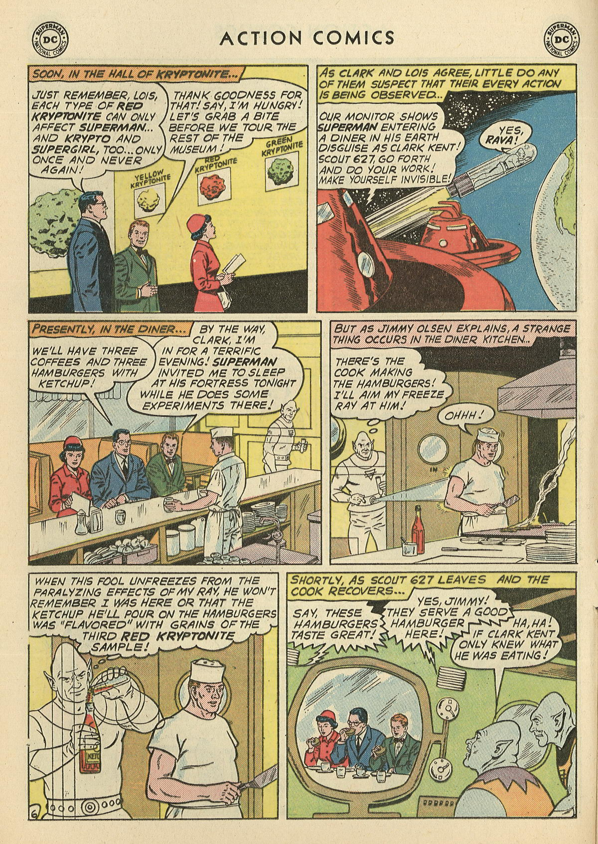 Read online Action Comics (1938) comic -  Issue #286 - 8