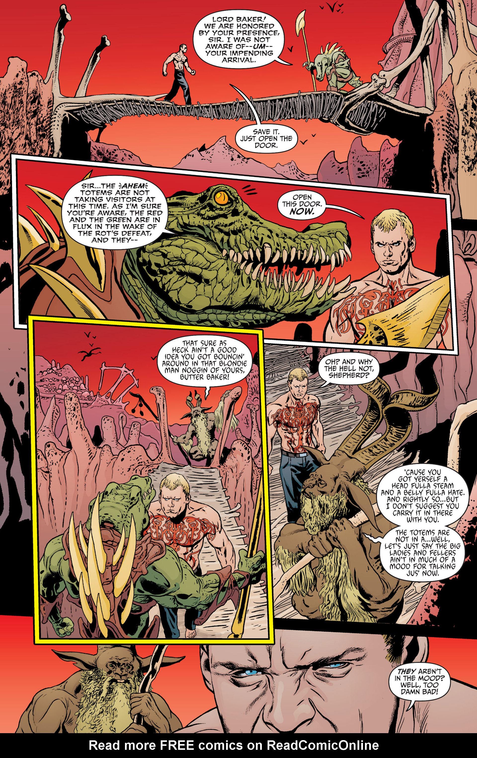 Read online Animal Man (2011) comic -  Issue #19 - 15