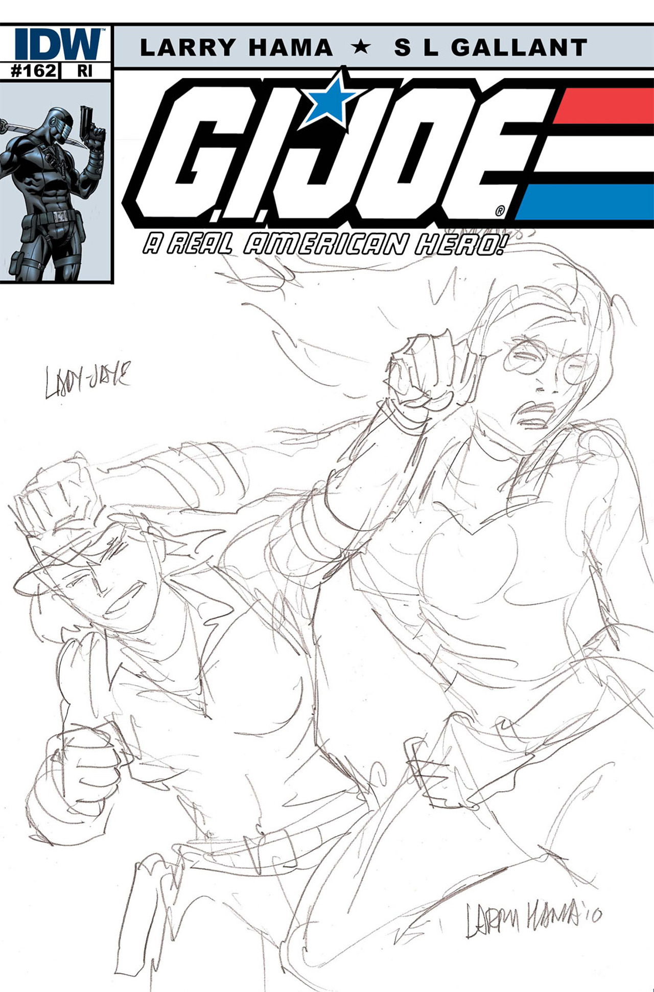 G.I. Joe: A Real American Hero 162 Page 3