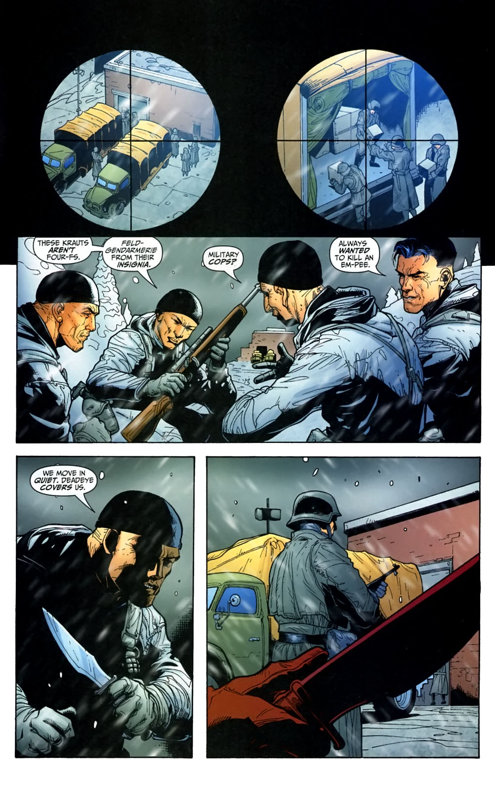 Read online Team Zero comic -  Issue #3 - 14
