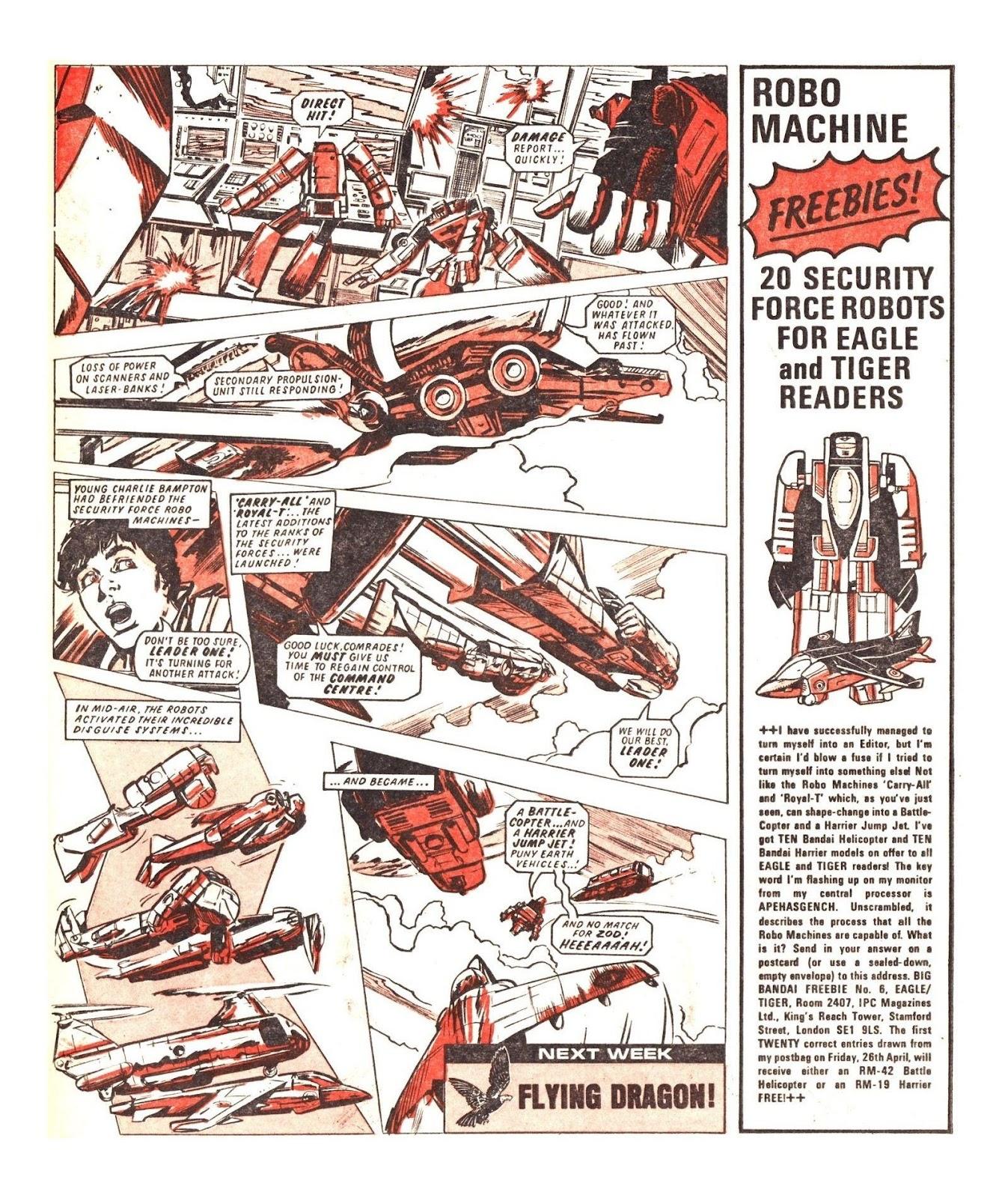 Read online Robo Machines comic -  Issue # TPB - 75