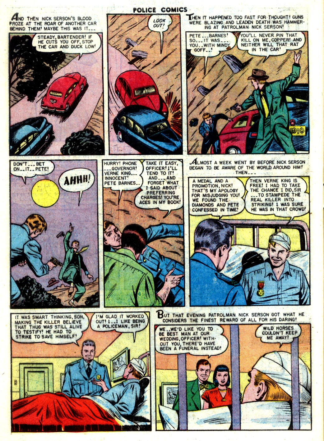 Police Comics issue 105 - Page 42