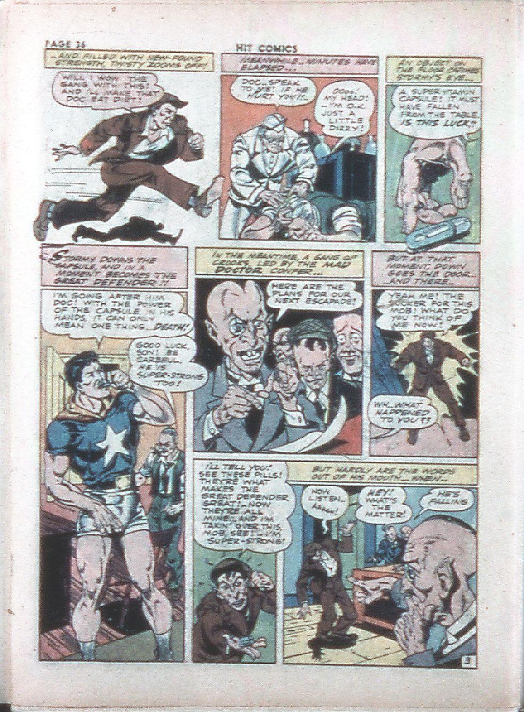 Read online Hit Comics comic -  Issue #26 - 37