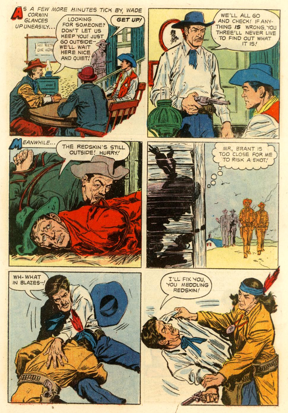 Four Color Comics issue 768 - Page 17
