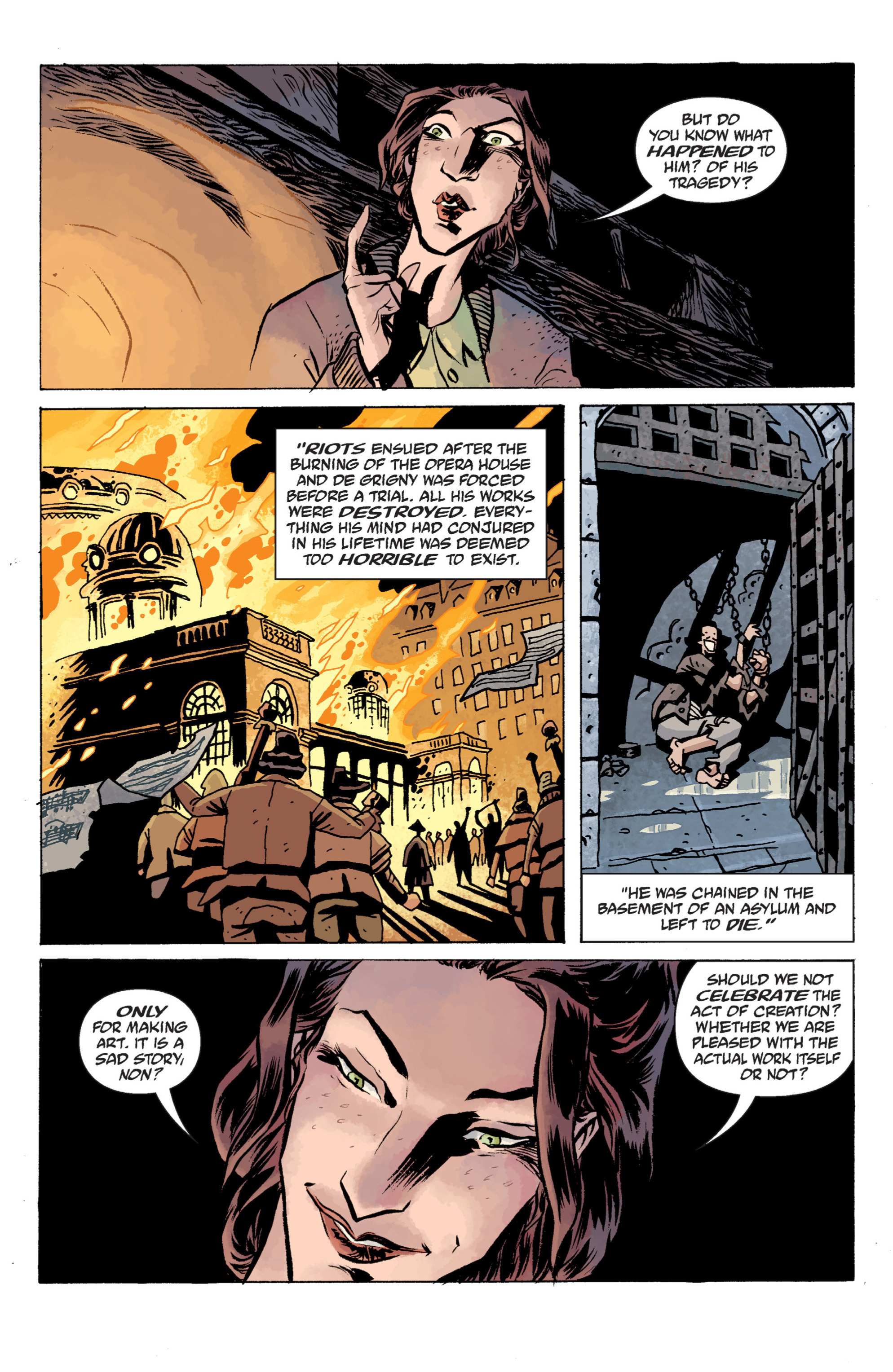 Read online B.P.R.D. (2003) comic -  Issue # TPB 13 - 28